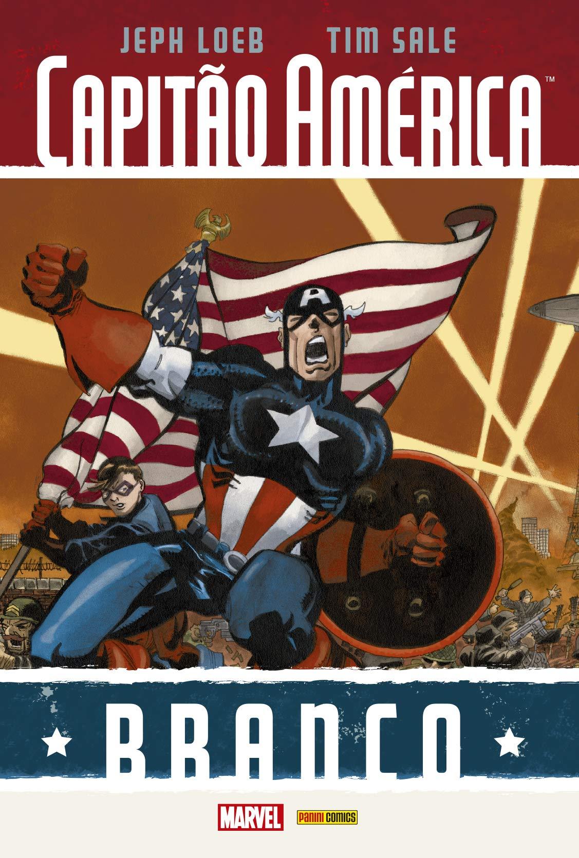 Resenha   Capitão América: Branco