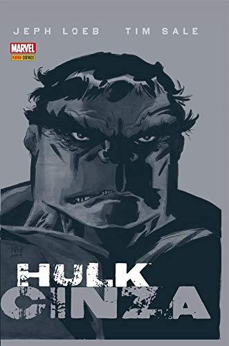 Resenha   Hulk: Cinza