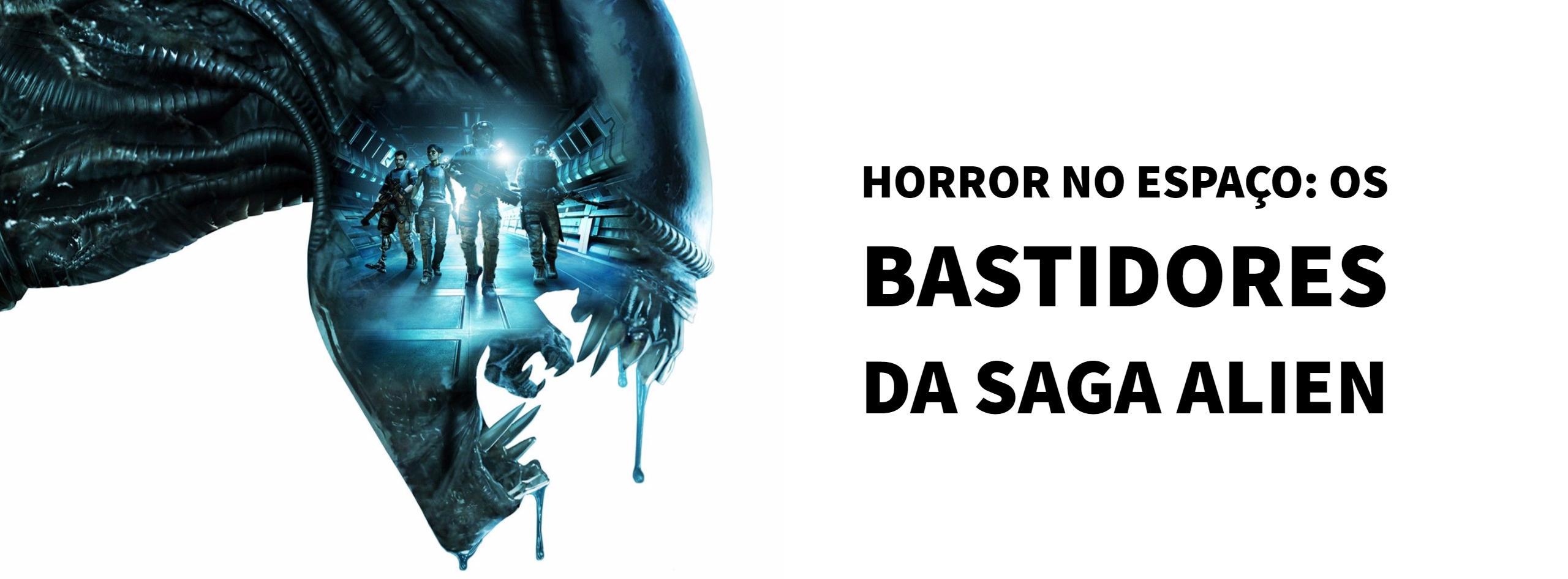 Horror no Espaço: Os Bastidores da Saga Alien