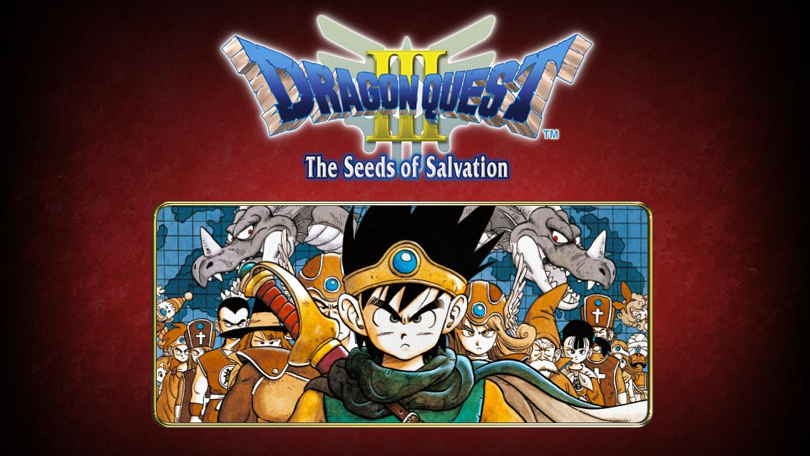 Review | Dragon Quest III