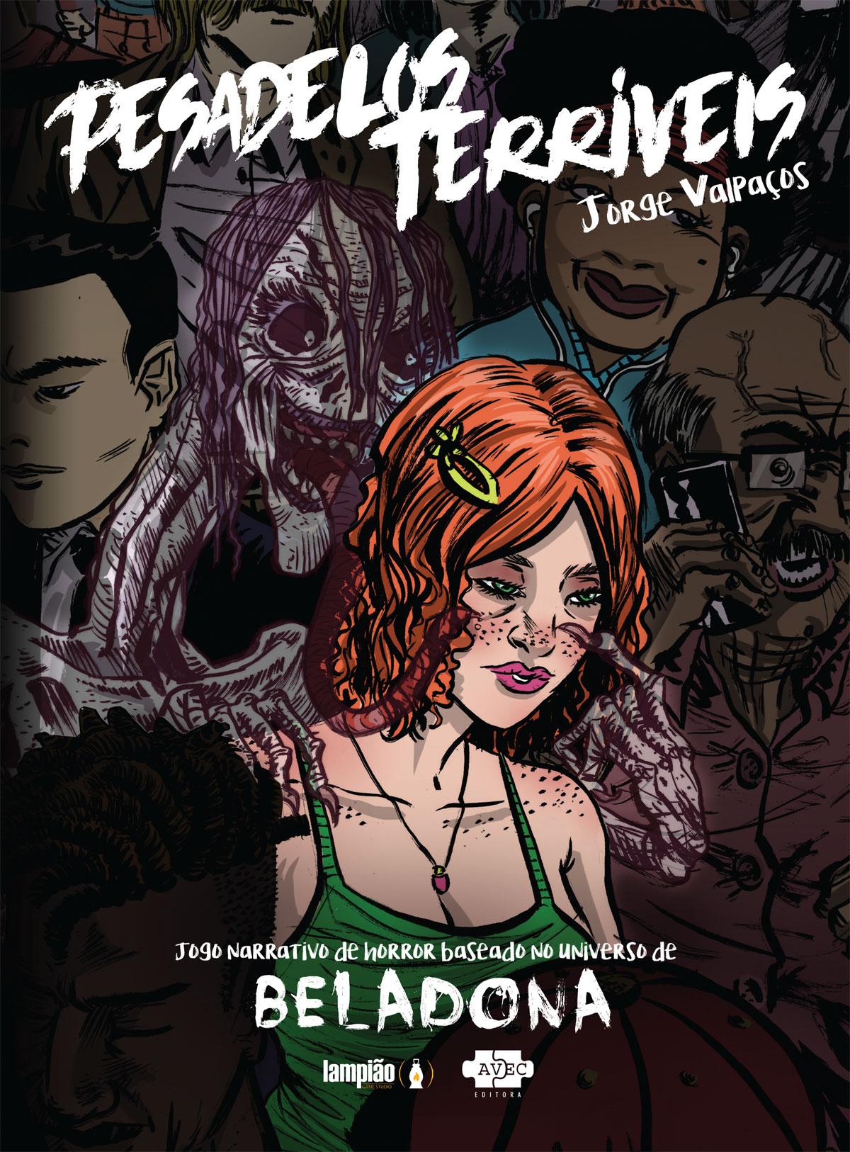 Resenha | Pesadelos Terríveis – Jorge Valpaços
