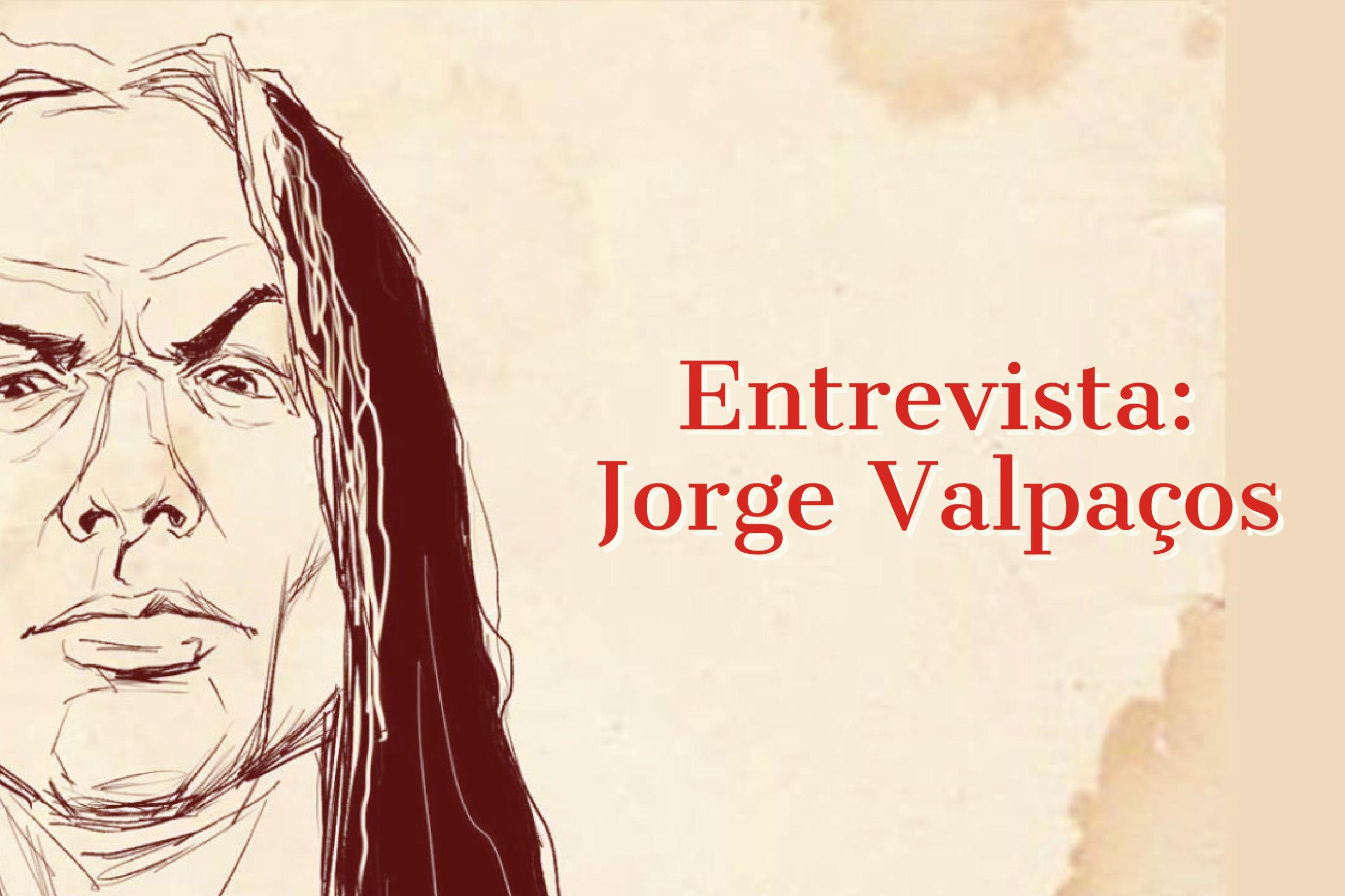 Entrevista | Jorge Valpaços, autor de