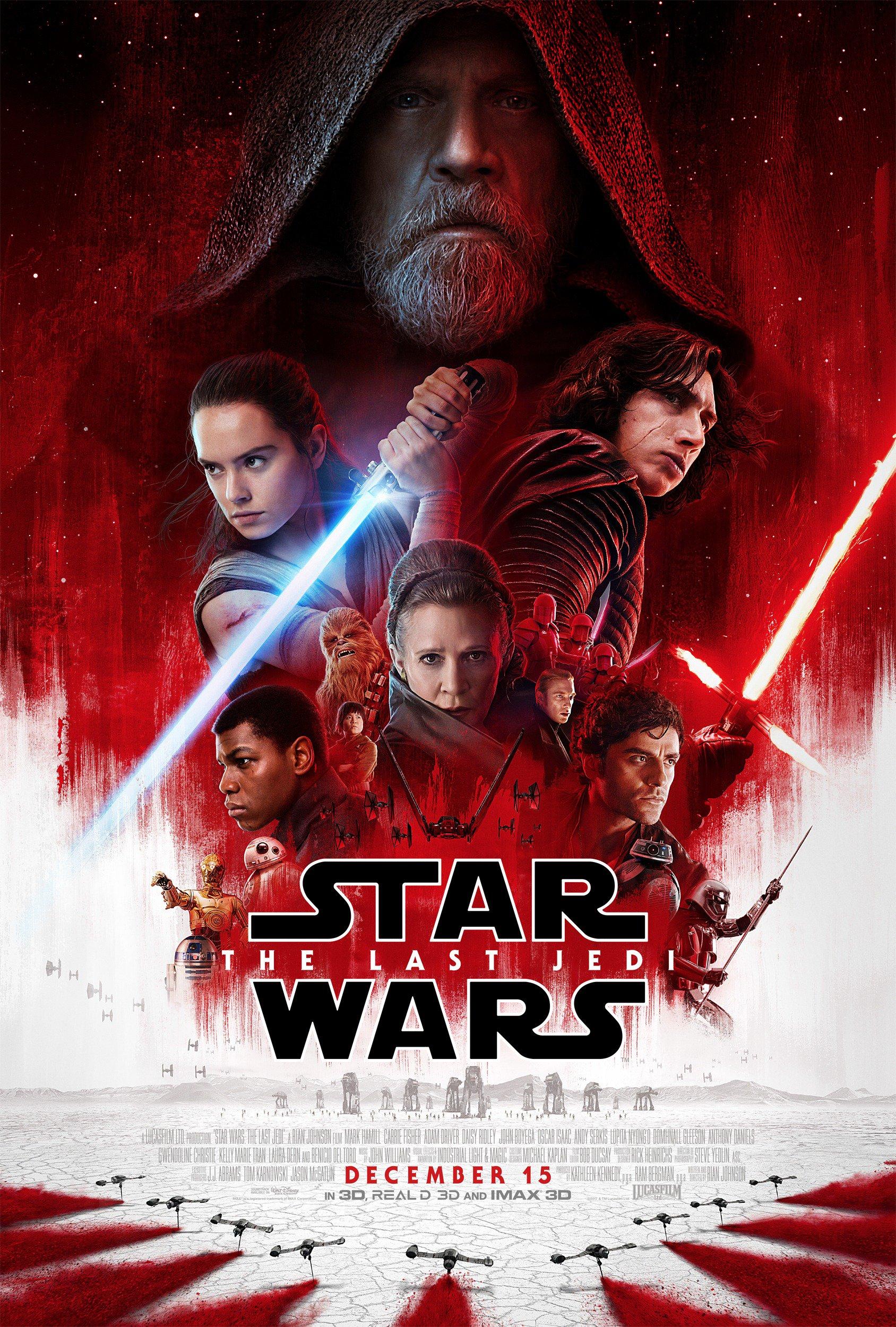 Star Wars: Episódio VIII   Comentamos o novo trailer de Os Últimos Jedi