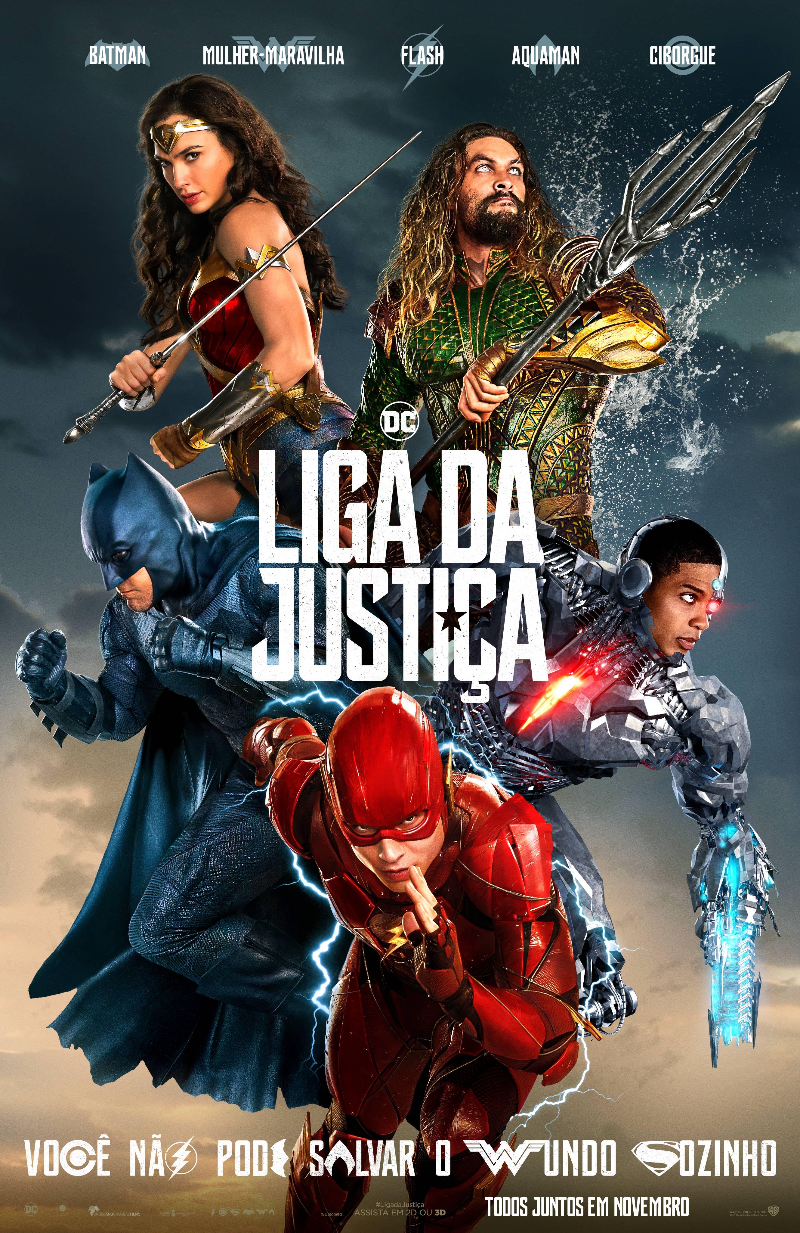 Crítica | Liga da Justiça