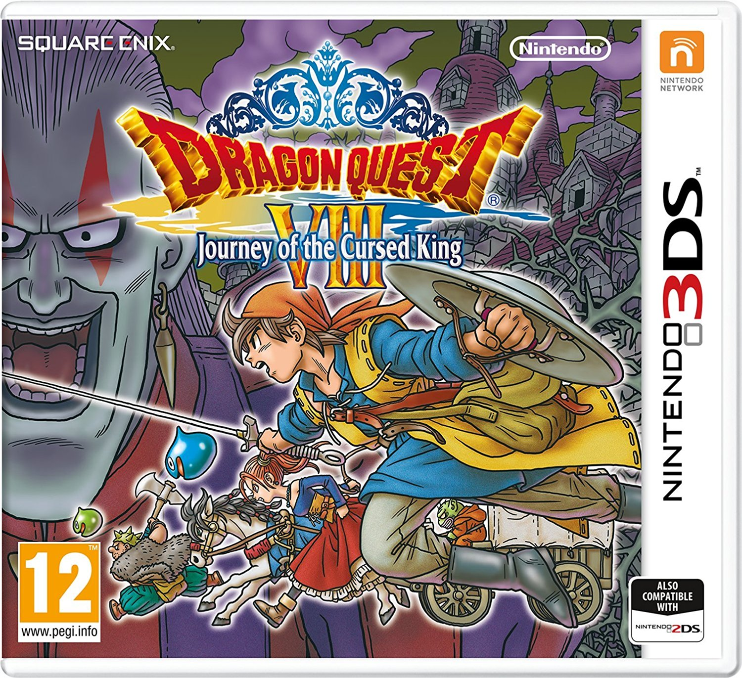 Review | Dragon Quest VIII: Journey of the Cursed King