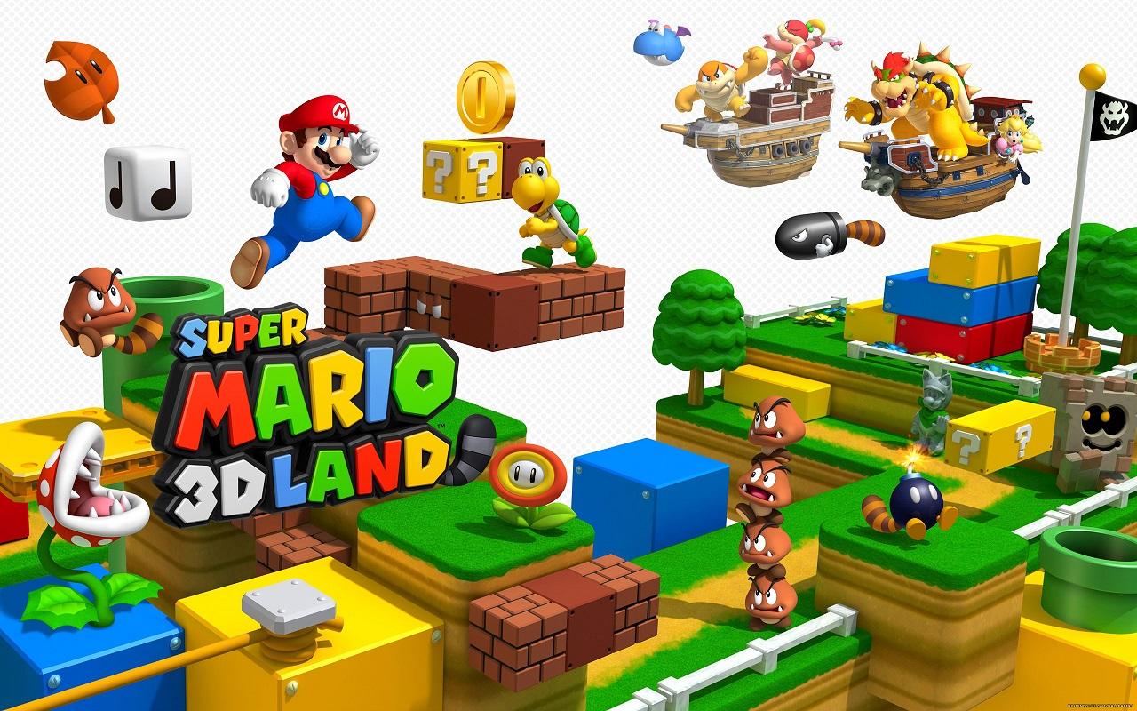 Review | Super Mario 3D Land