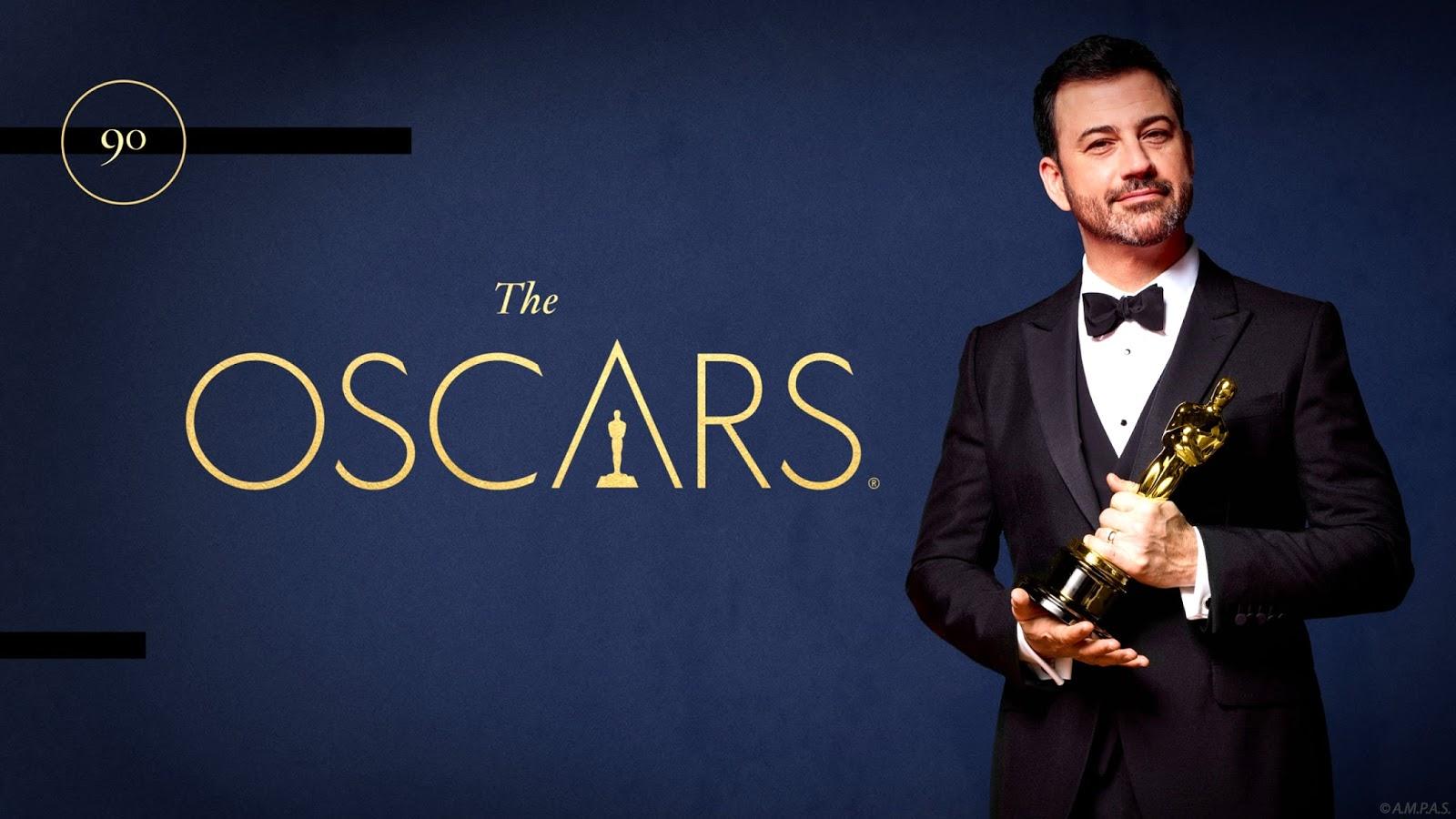 Oscar 2018 | Indicados e Ganhadores da Premiação