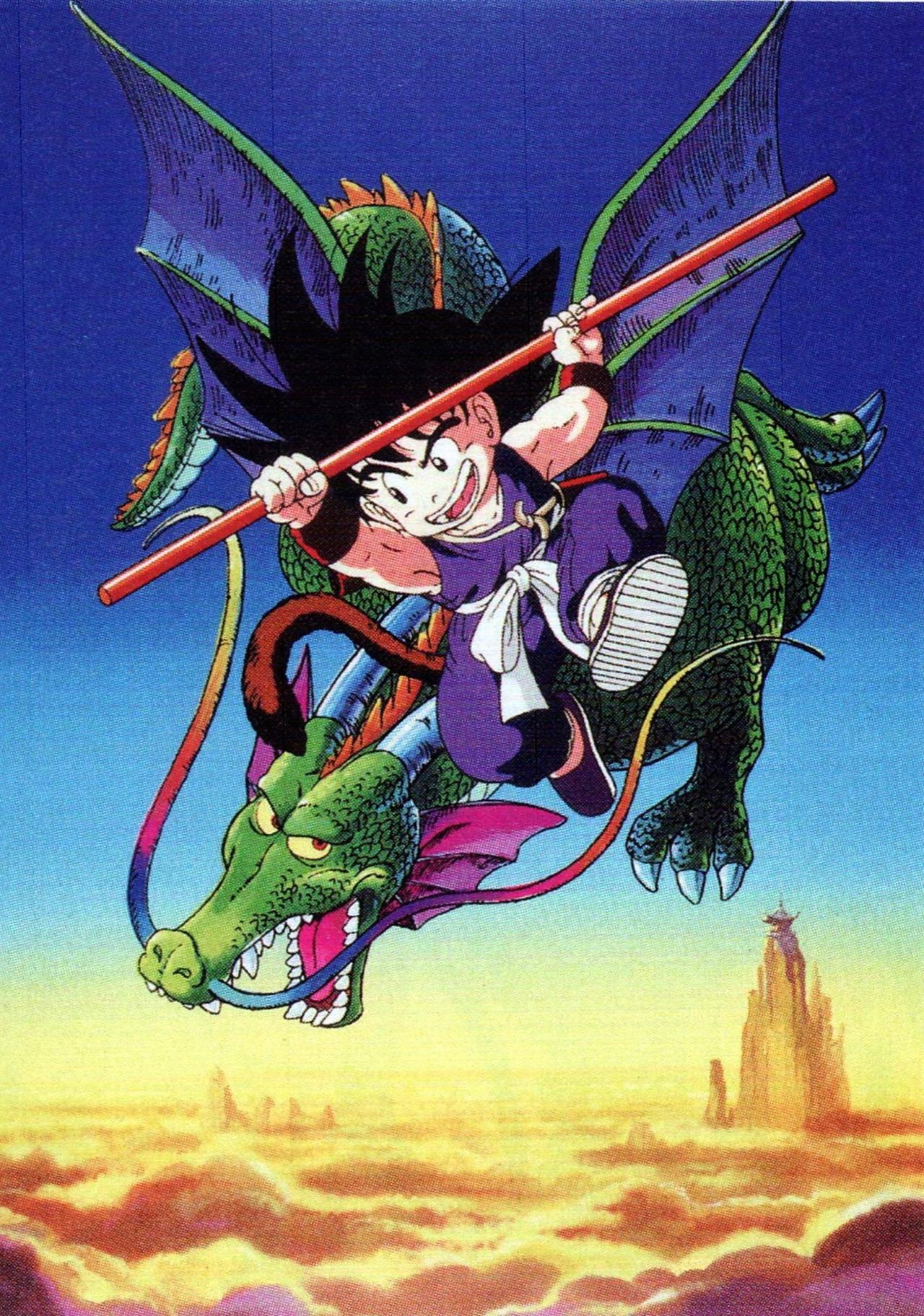 Os Filmes (e OVAs) de Dragon Ball
