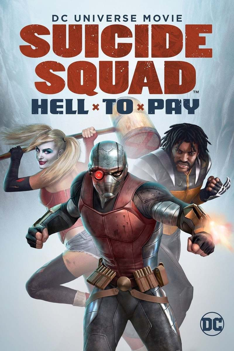 Crítica   Suicide Squad: Hell To Pay — Vortex Cultural