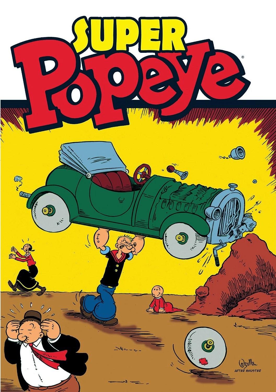 Resenha | Super Popeye
