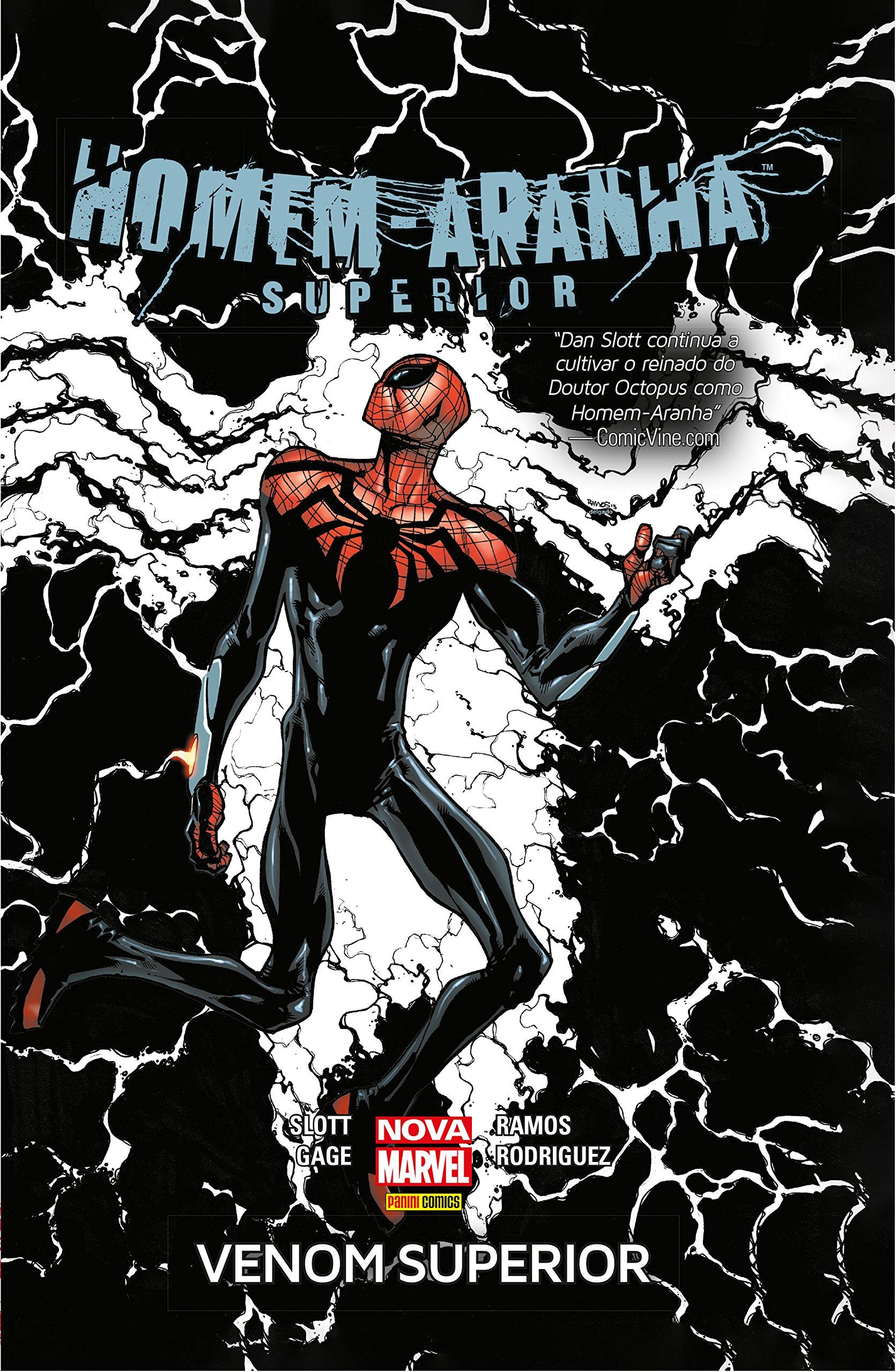 Resenha | Homem-Aranha Superior:  Venom Superior