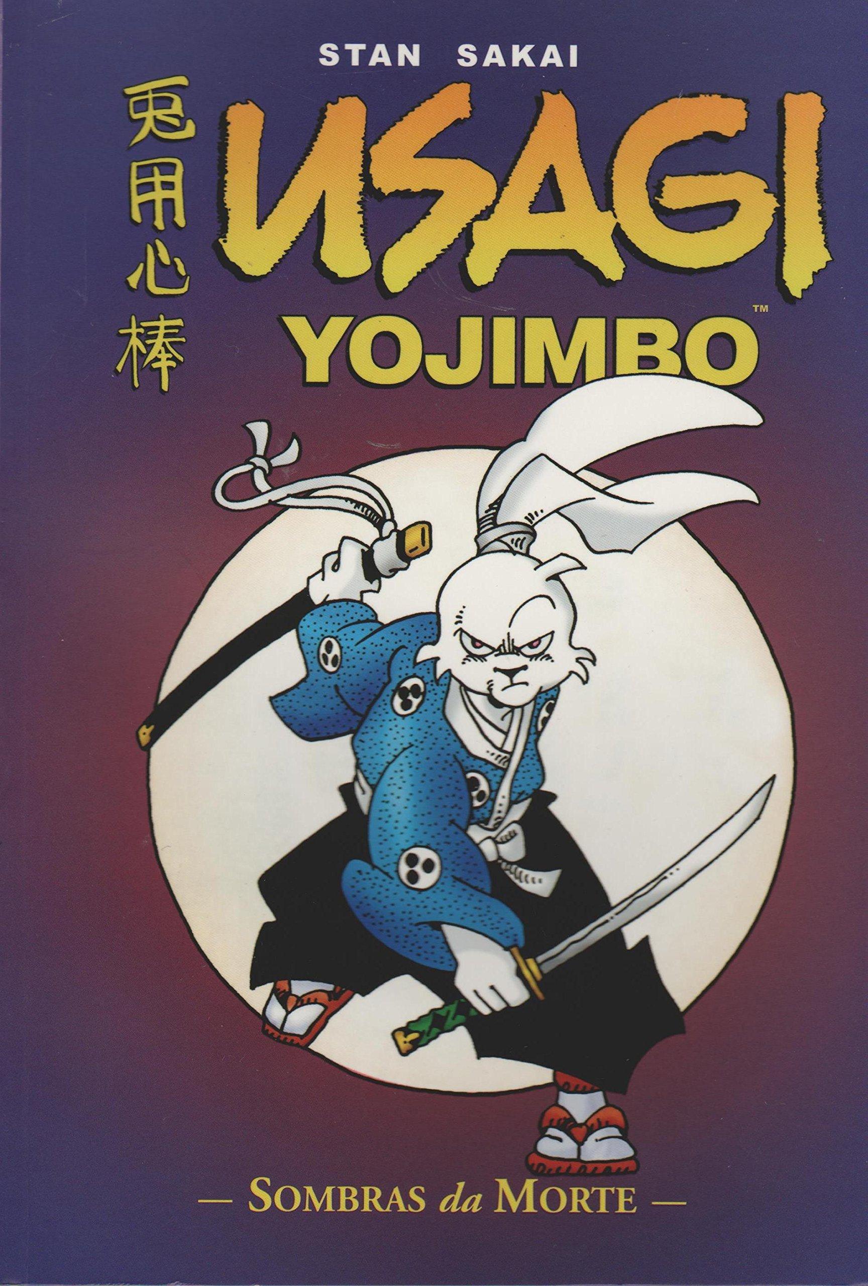 Resenha | Usagi Yojimbo: Sombras da Morte – Volume 1