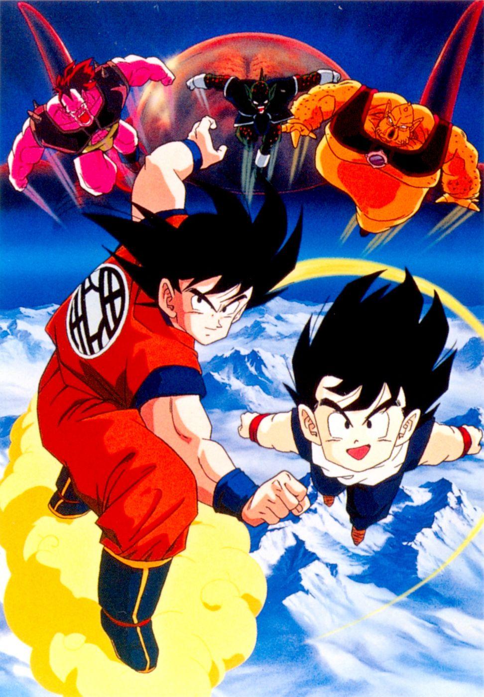 Os Filmes (e OVAs) de Dragon Ball Z – Parte 1
