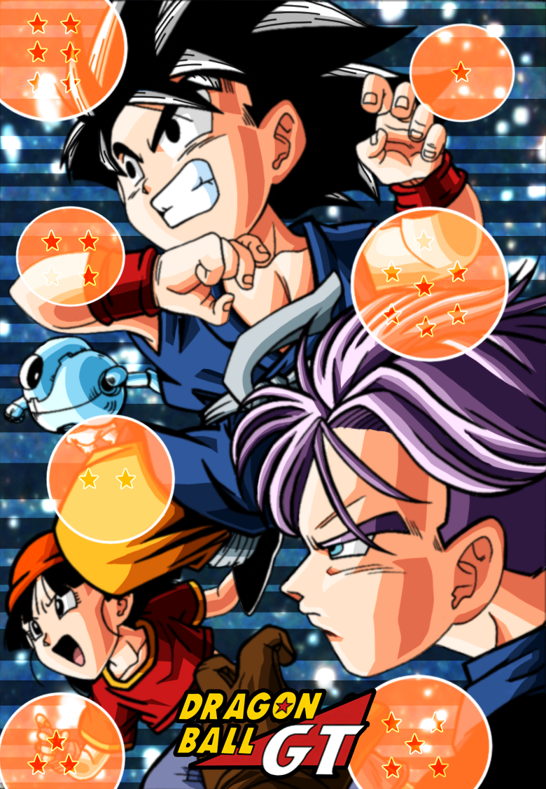 Review   Dragon Ball GT