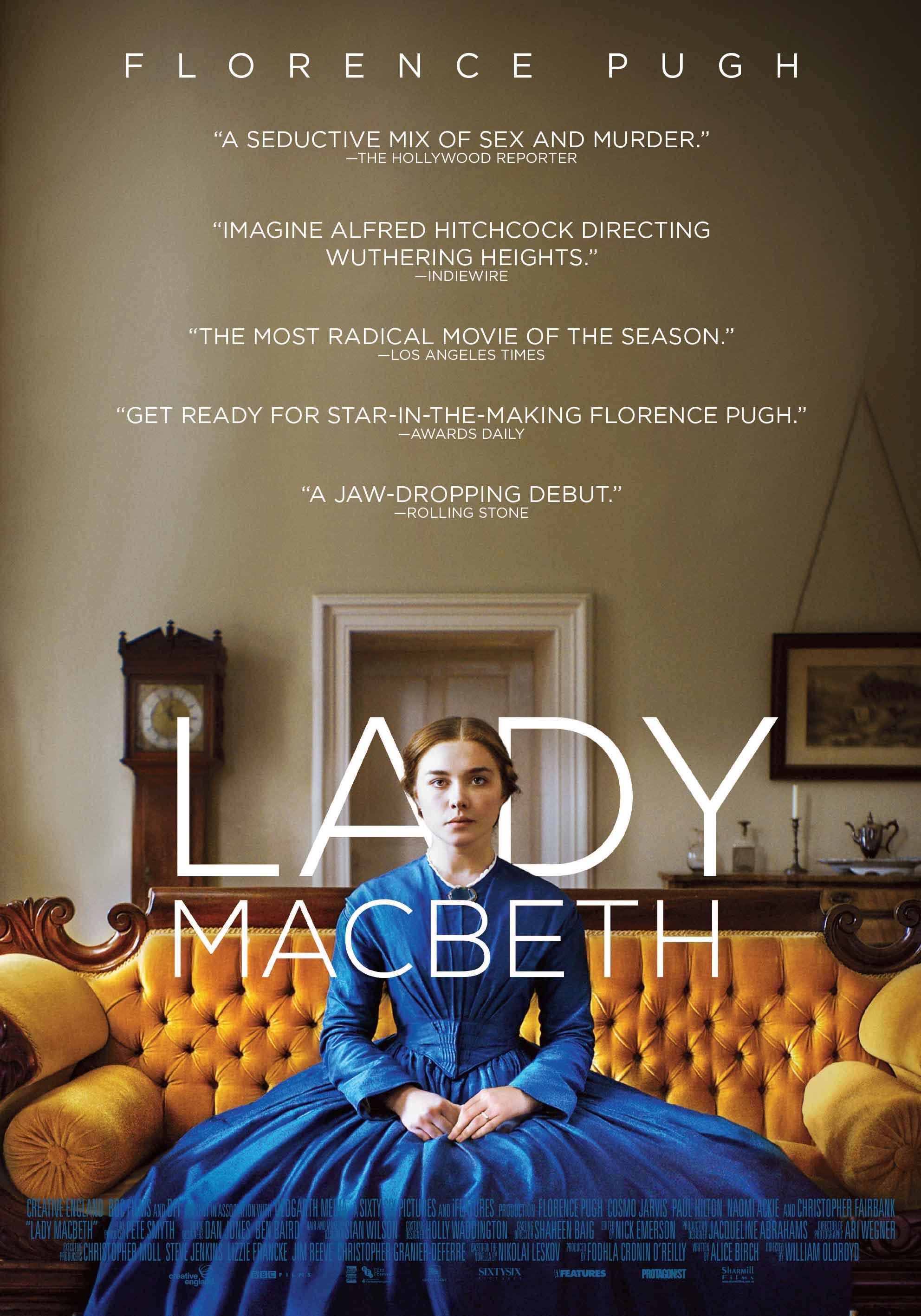 Crítica | Lady Macbeth