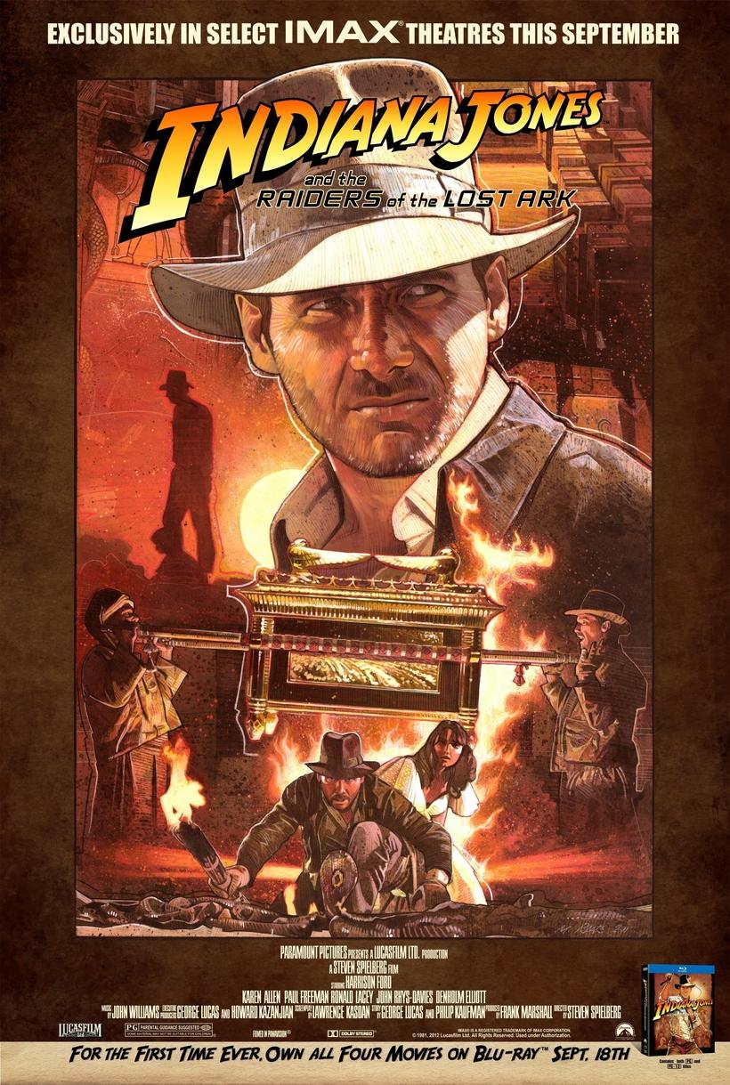 Crítica   Indiana Jones e os Caçadores da Arca Perdida