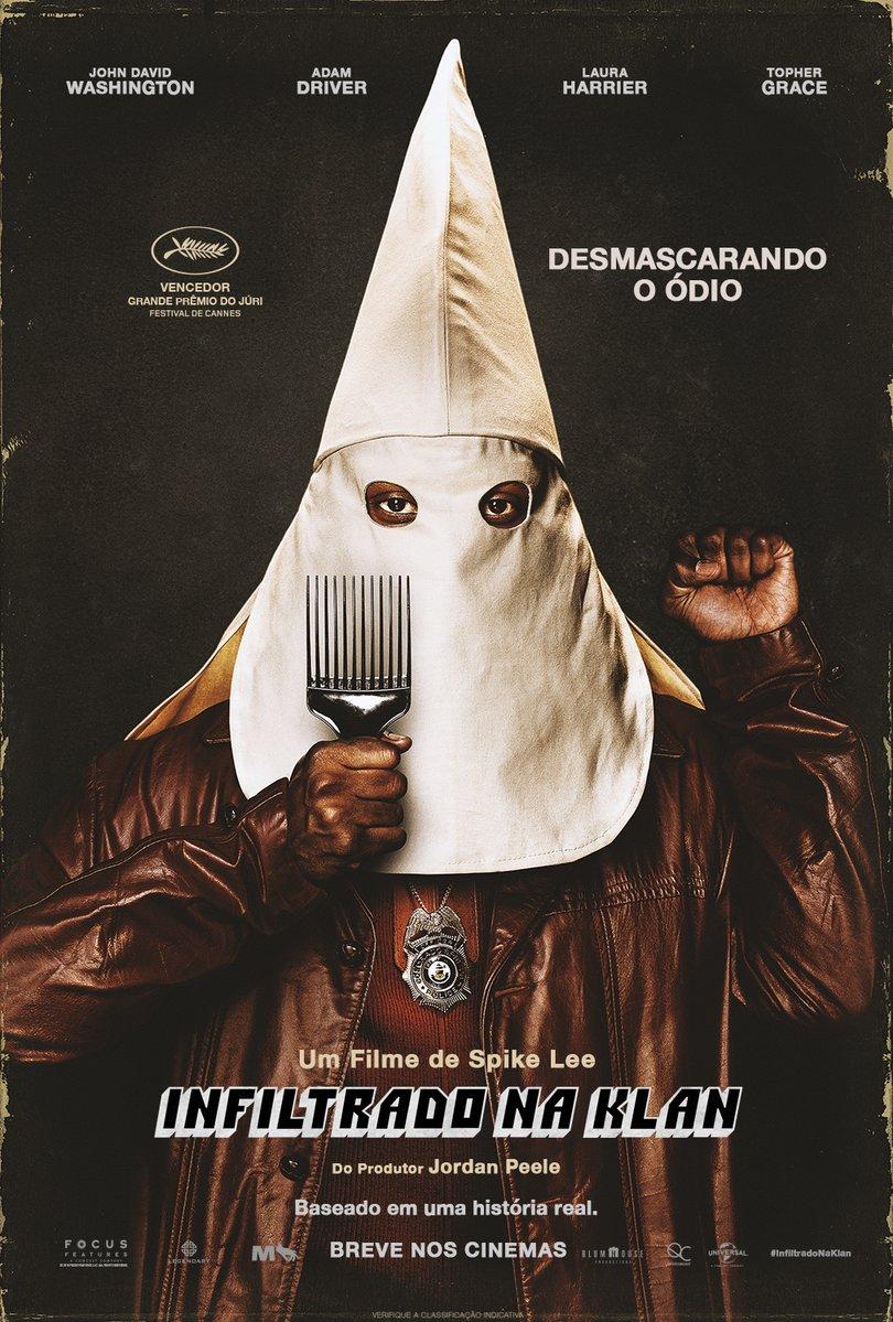 Crítica   Infiltrado na Klan