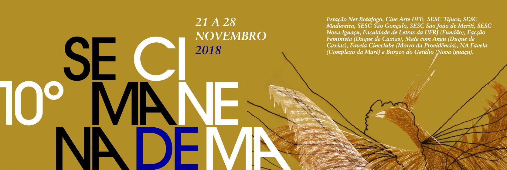 10ª Semana de Cinema Balanço Curtas e Médias