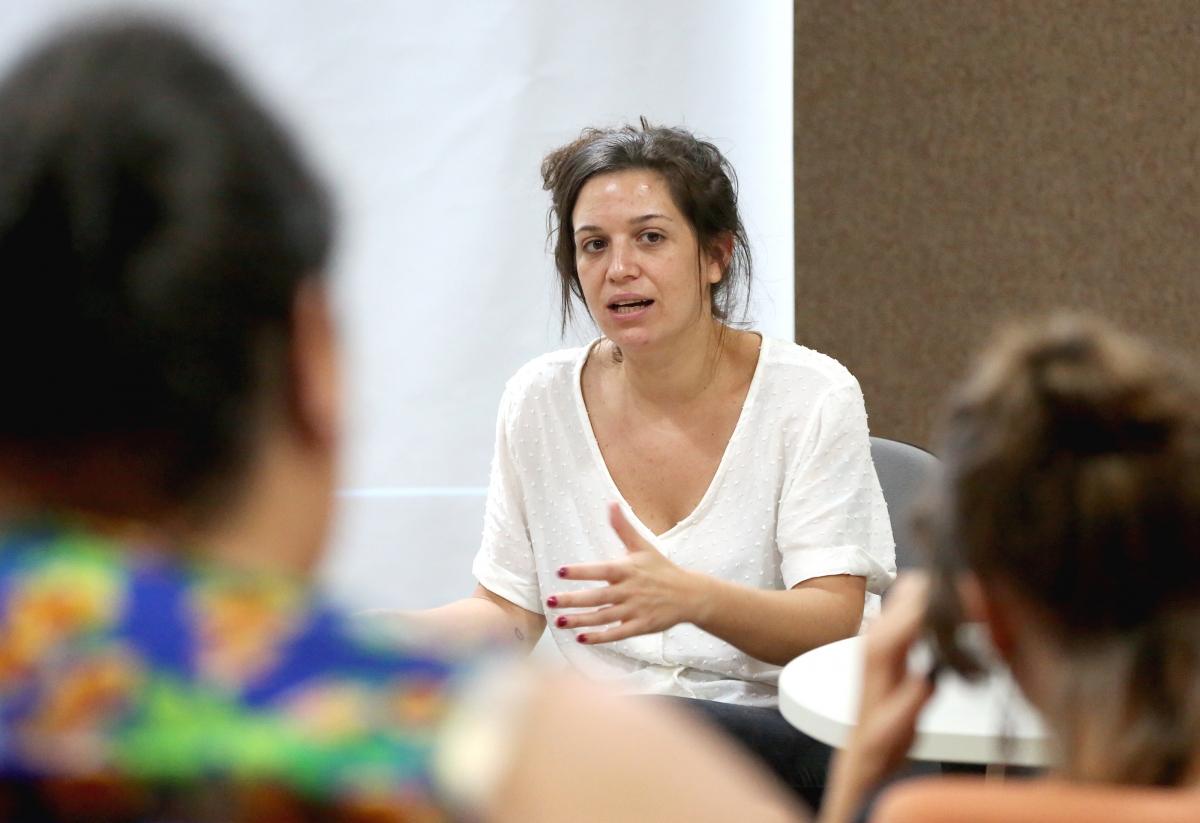 Entrevista | Alice Riff, diretora de Eleições