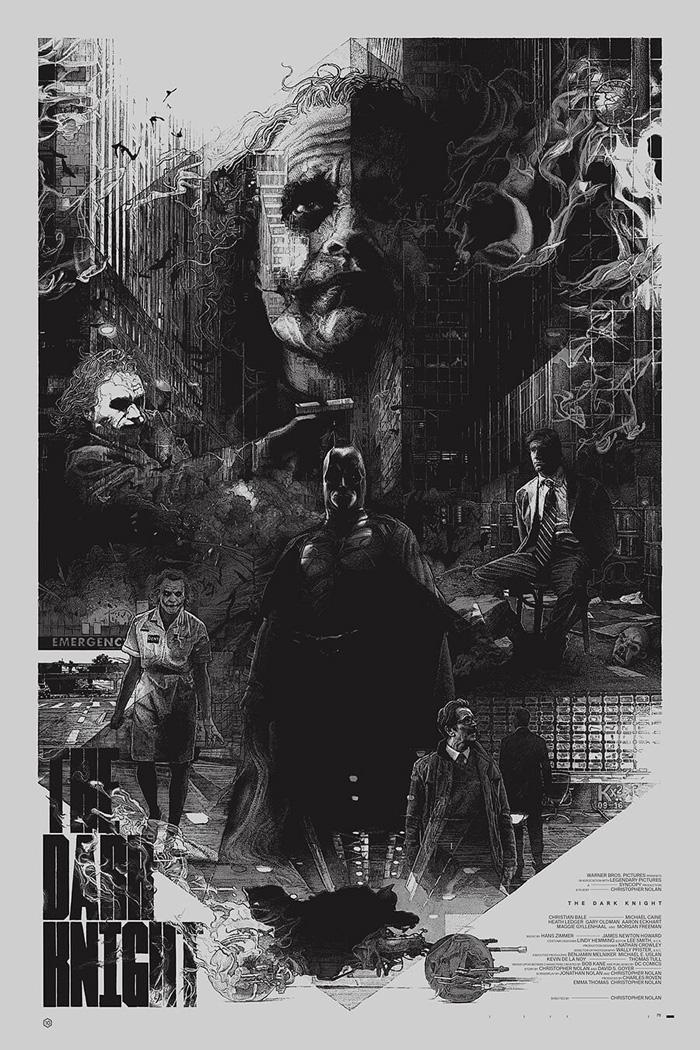 O Cavaleiro das Trevas – Dez Anos Depois: As Três Faces de um Conto do Batman