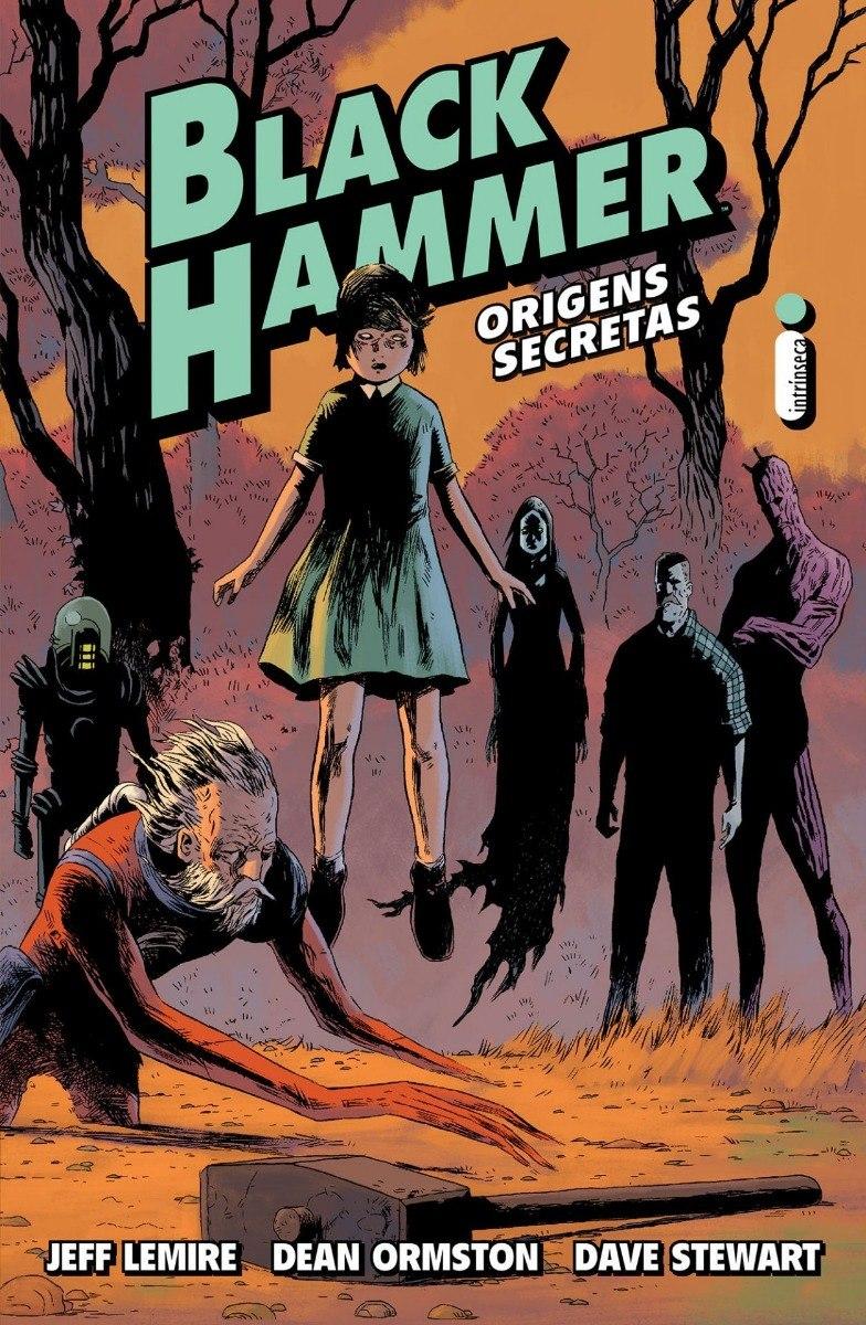 Resenha | Black Hammer: Origens Secretas – Volume 1