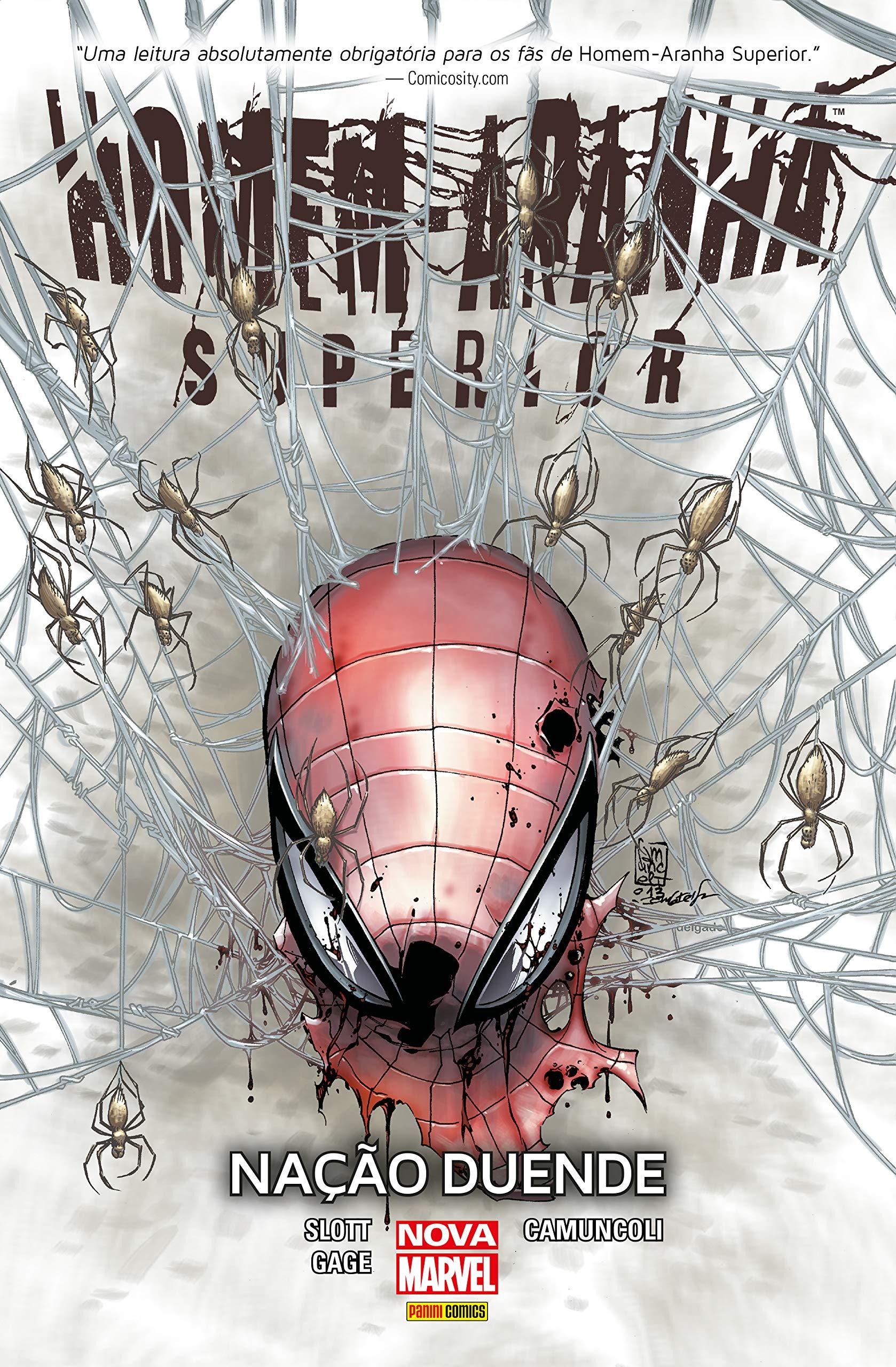 Resenha | Homem-Aranha Superior: Nação Duende