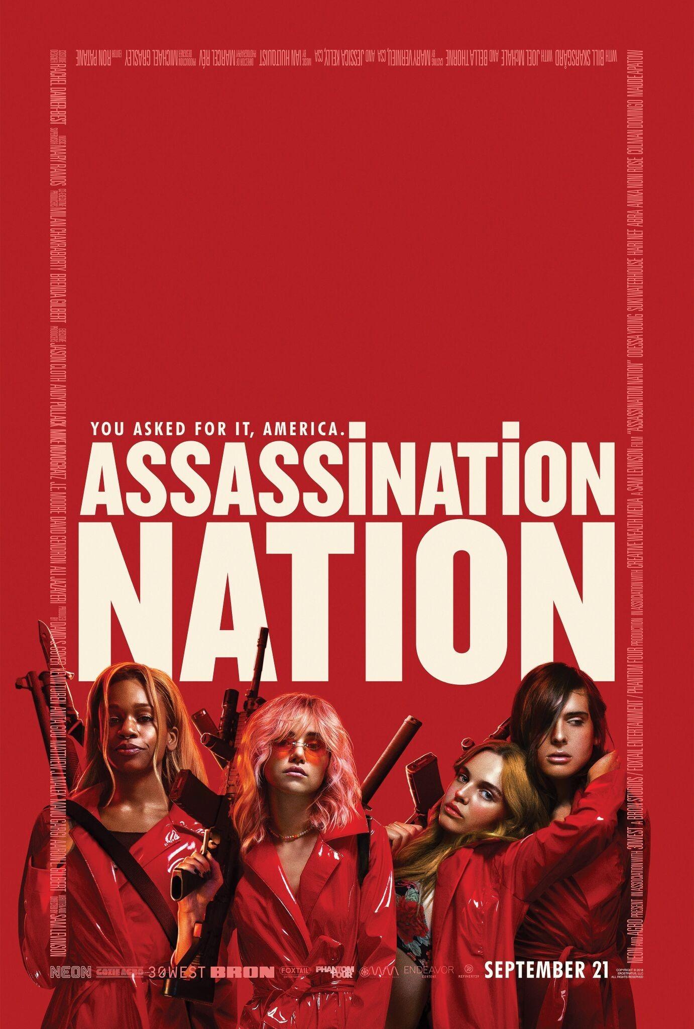 Crítica   Assassination Nation
