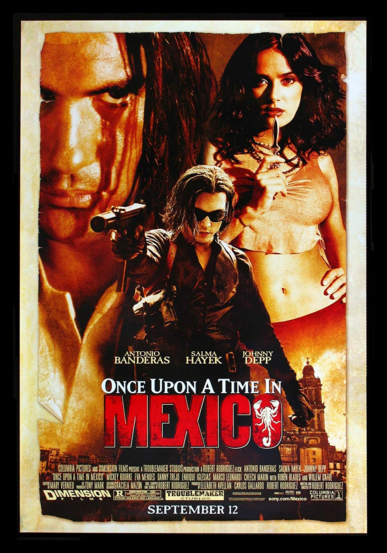 Crítica | Era Uma Vez no Mexico