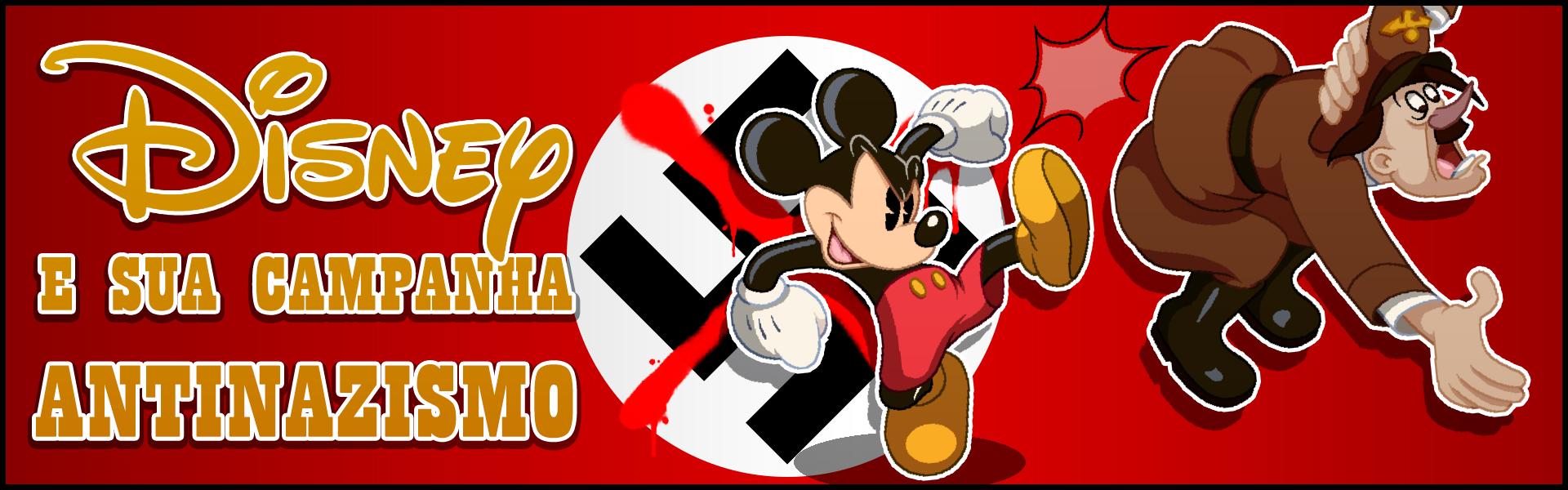 Disney e o Antinazismo