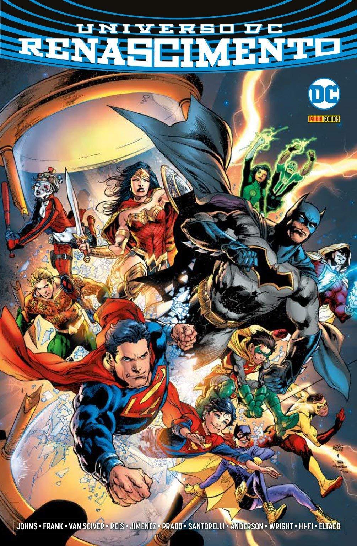 Resenha | Universo DC: Renascimento