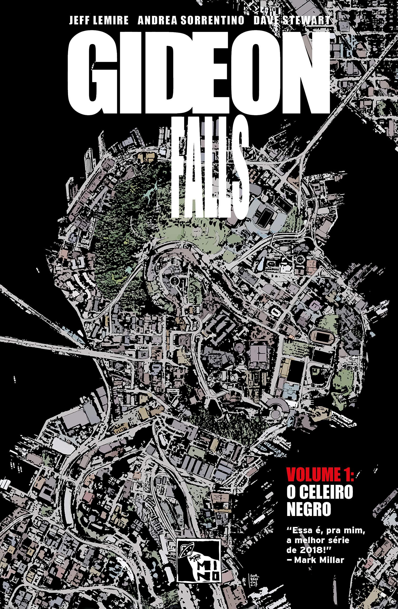 Resenha | Gideon Falls – Volume 1: O Celeiro Negro