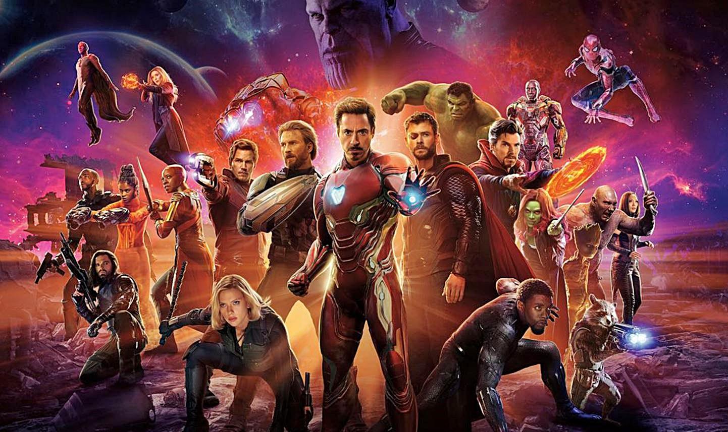 Os Vingadores | As Aparições da equipe no Audiovisual