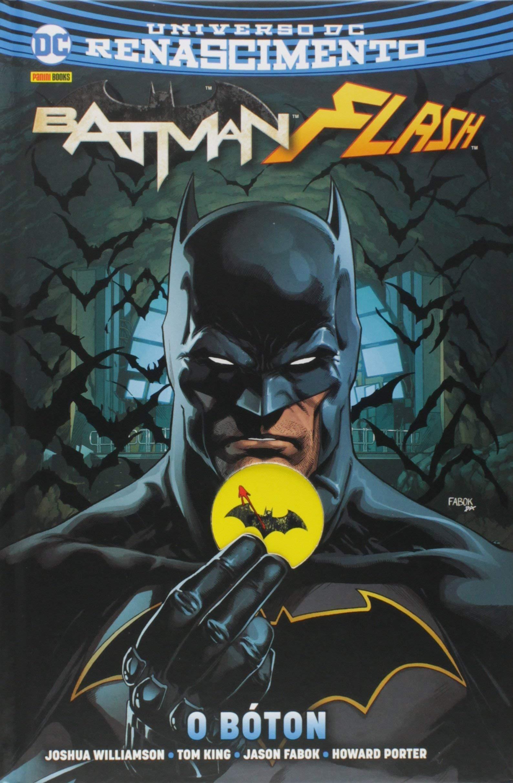 Resenha | Batman/Flash: O Bóton