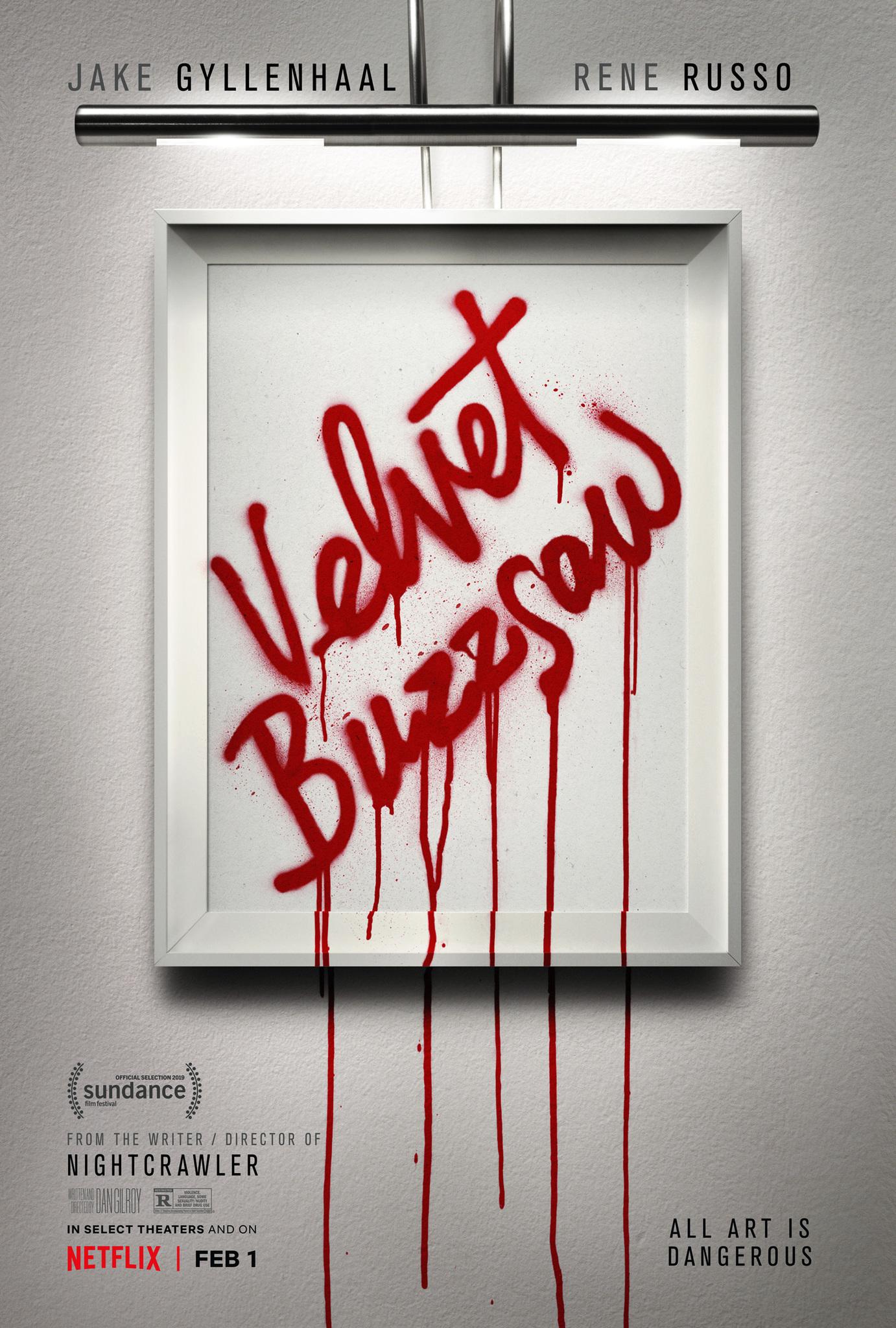 Crítica   Velvet Buzzsaw