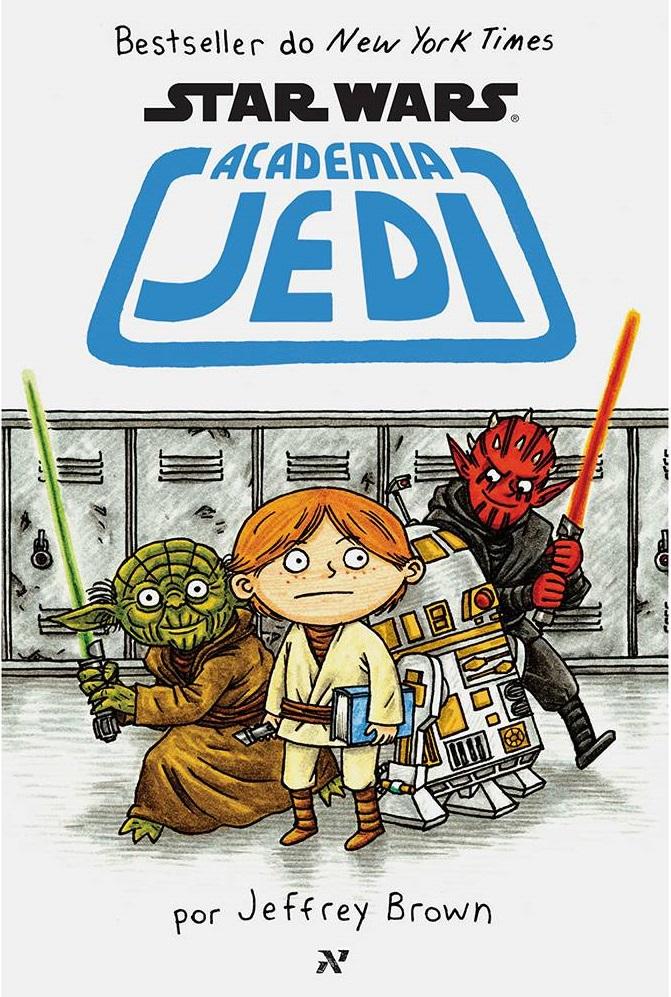 Resenha   Star Wars: Academia Jedi