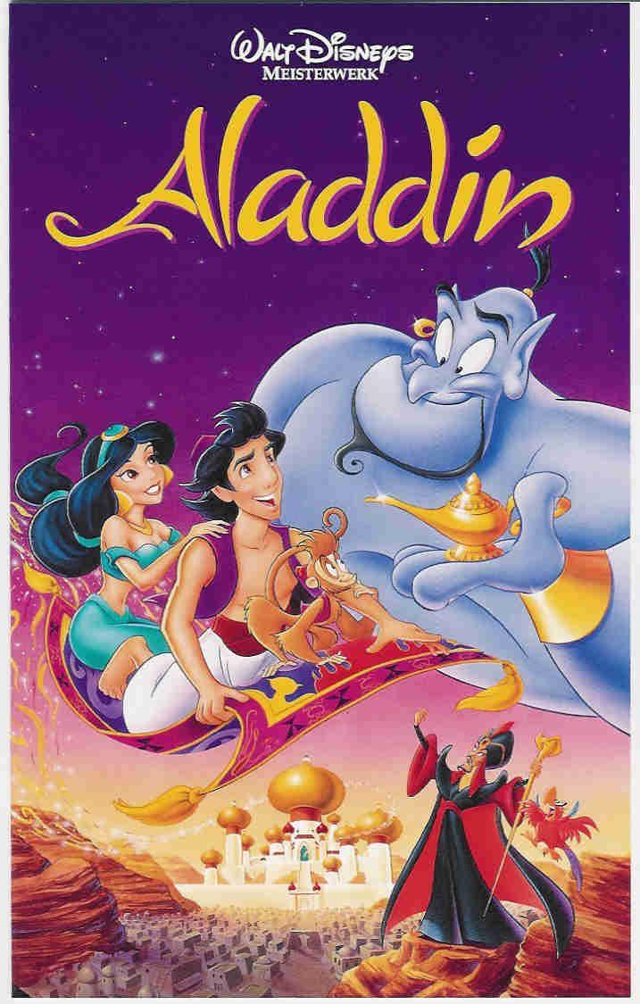 Crítica   Aladdin (1992)