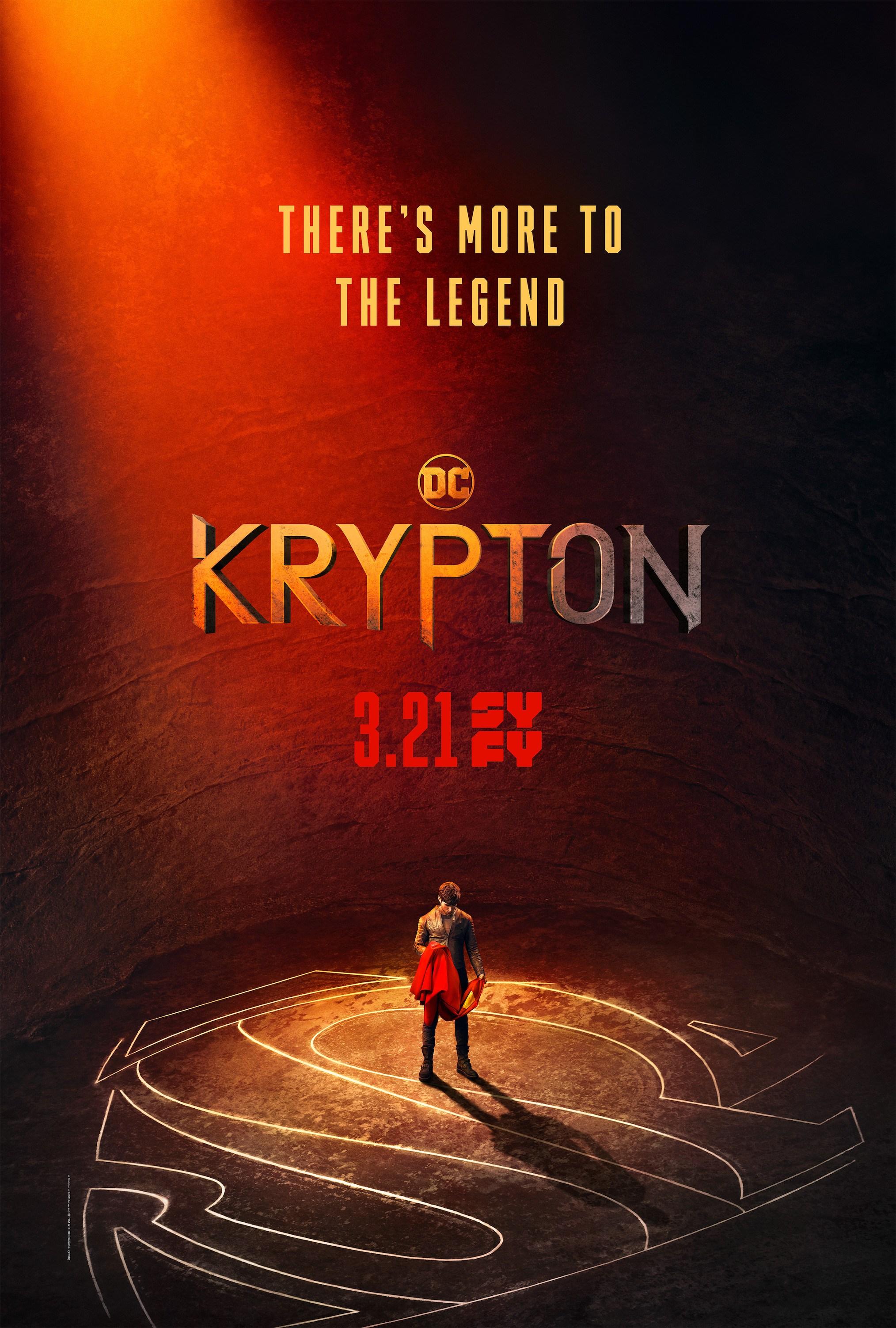 Review   Krypton – 1ª Temporada