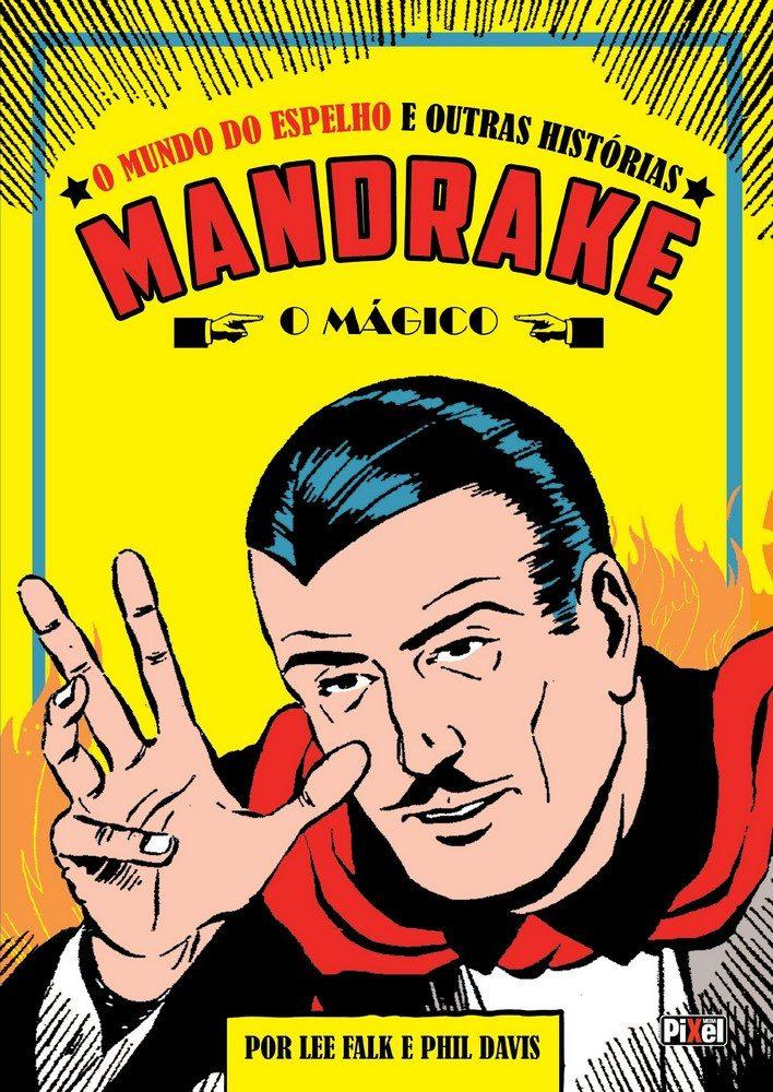 Resenha | Mandrake: O Mundo do Espelho e Outras Histórias