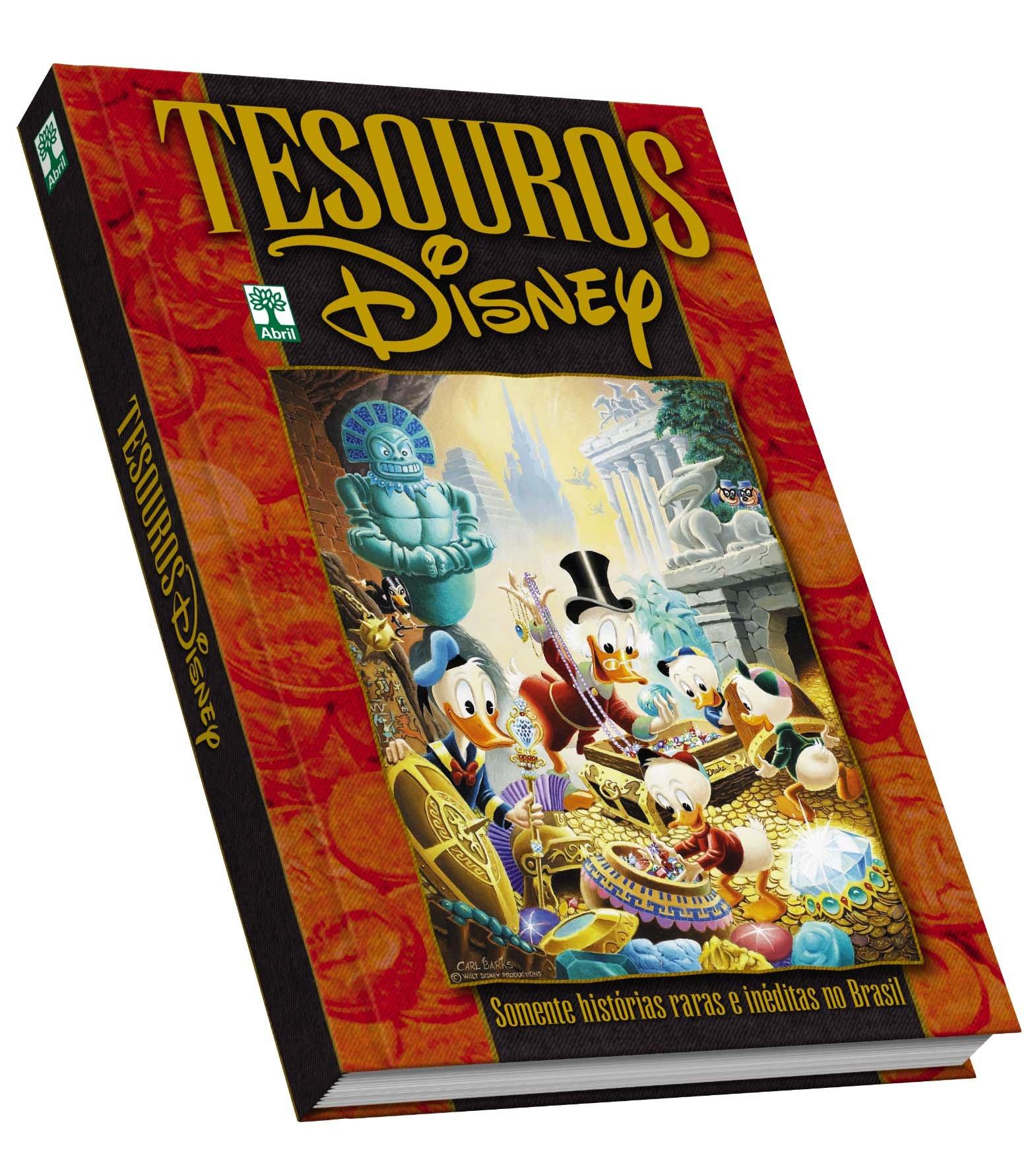 Resenha | Tesouros Disney