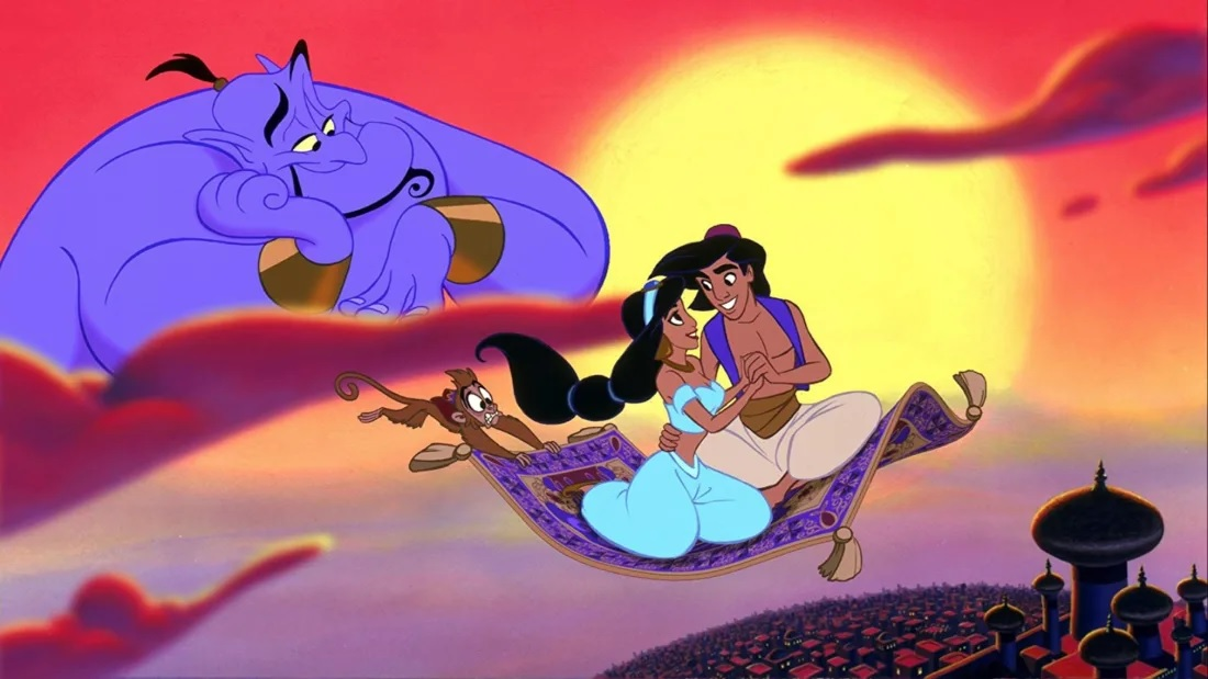 Aladdin, o Universo Expandido e a Mitologia