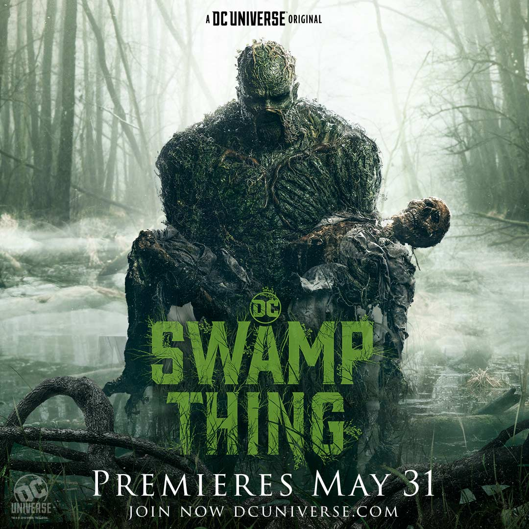 Review | Swamp Thing (Episódio Piloto)