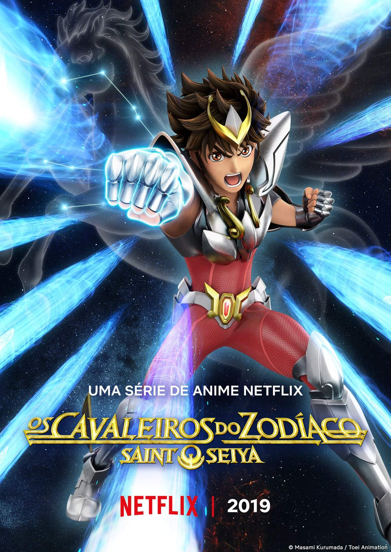 Review   Os Cavaleiros do Zodíaco: Saint Seiya – 1ª Temporada