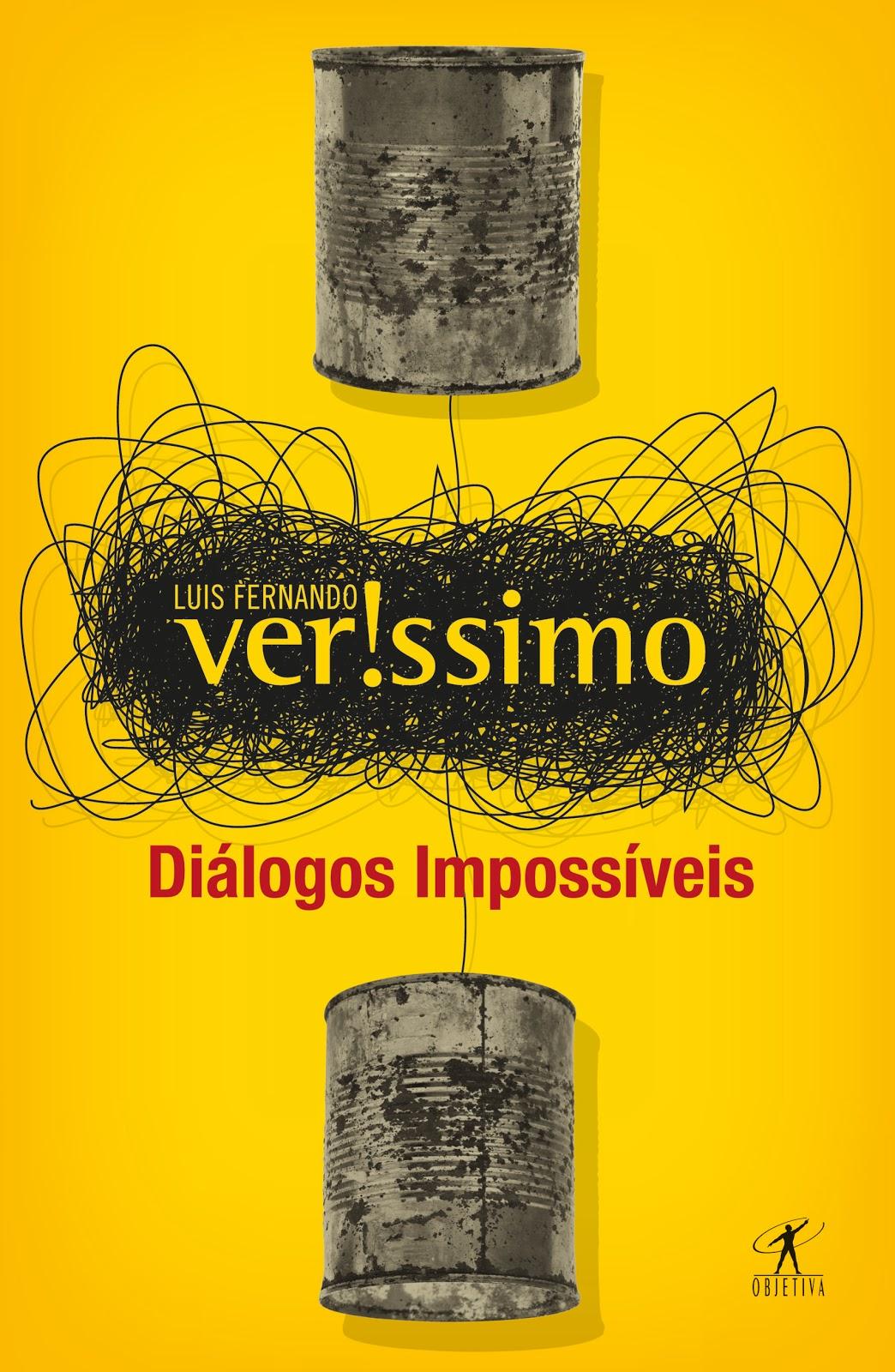 Resenha   Diálogos Impossíveis – Luis Fernando Veríssimo