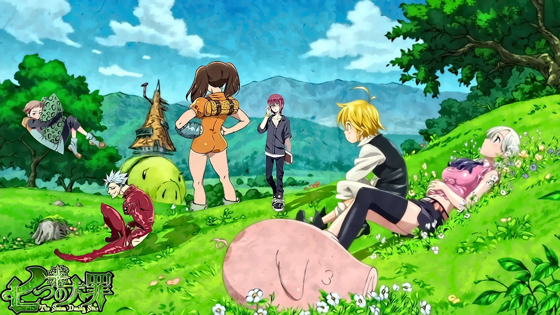 Review   The Seven Deadly Sins