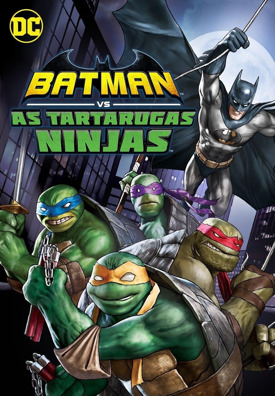 Crítica | Crítica Batman vs Tartarugas Ninjas