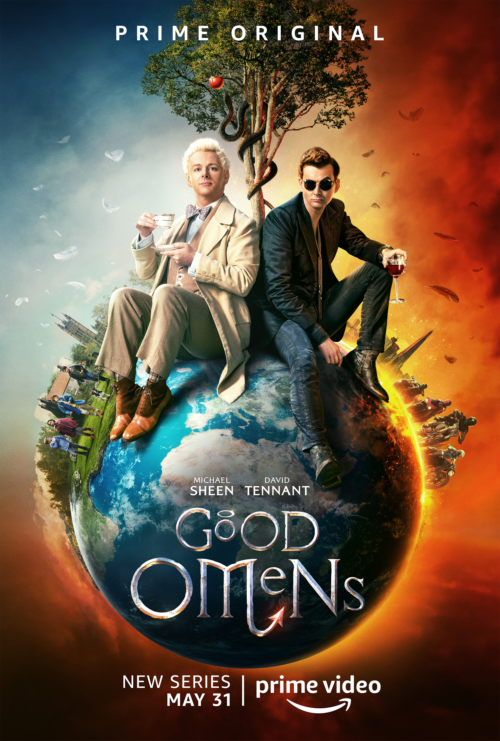 Review   Good Omens