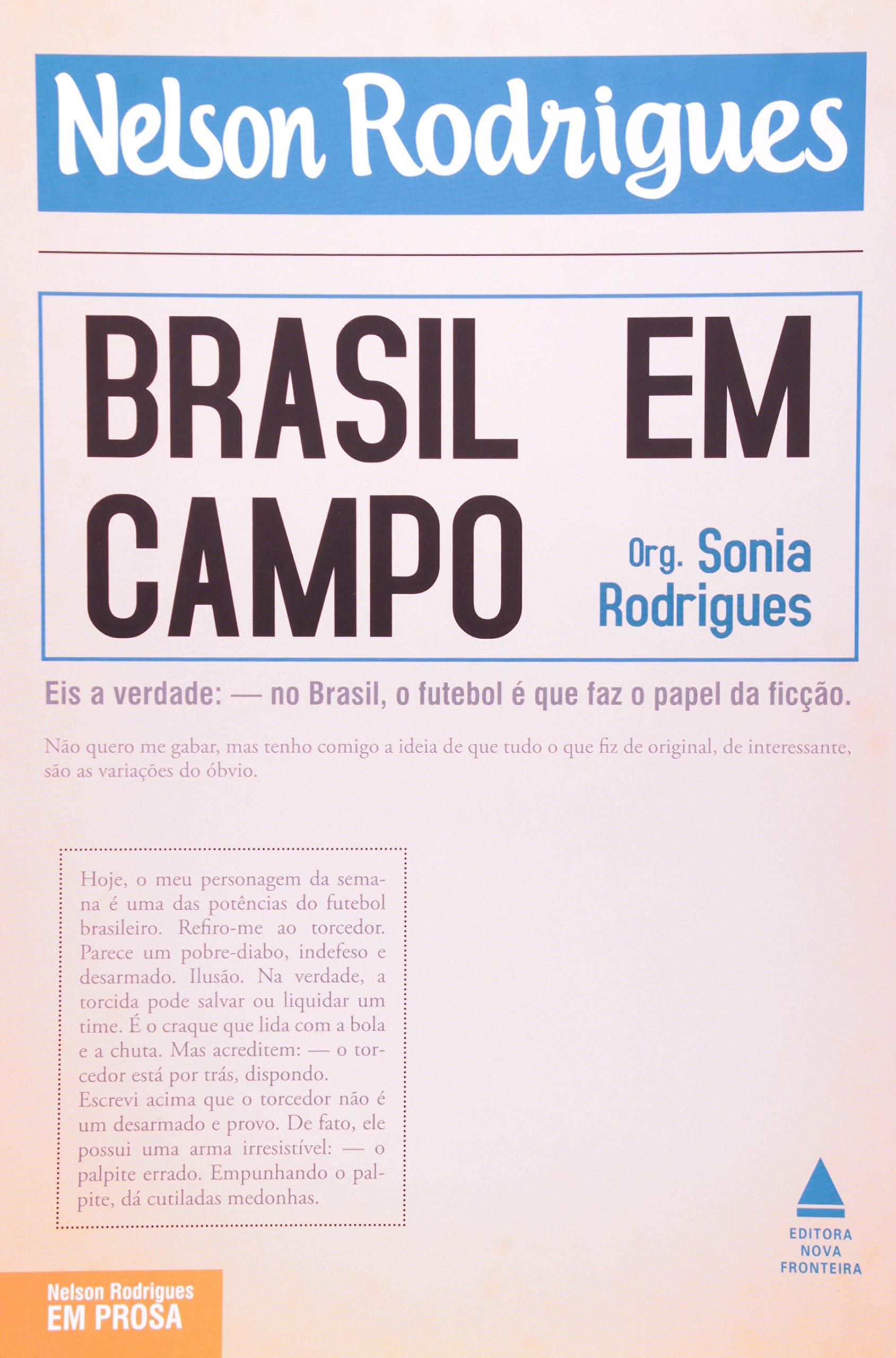 Resenha | Brasil em Campo – Nelson Rodrigues