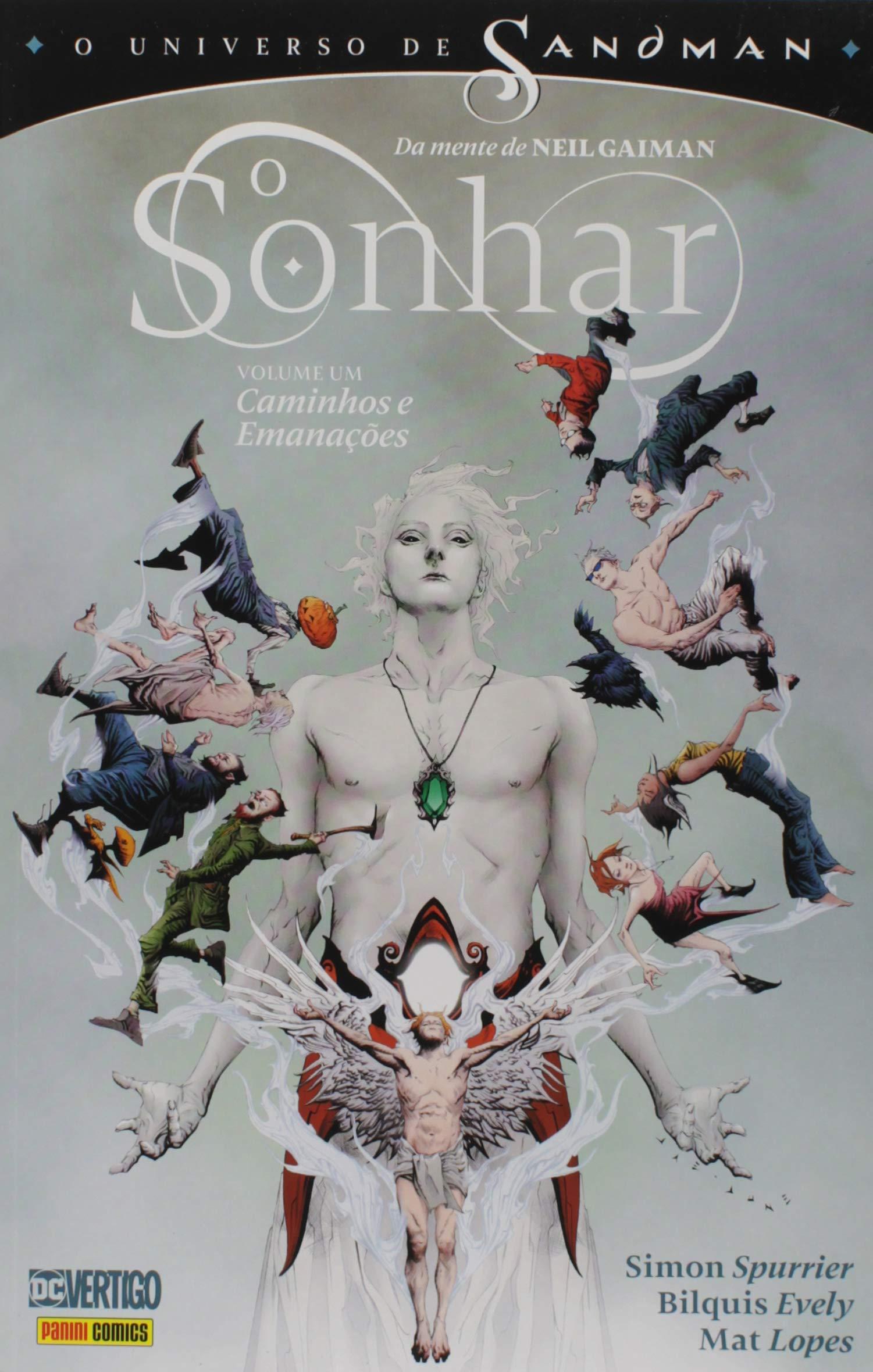 Resenha | O Universo de Sandman: O Sonhar – Volume 1