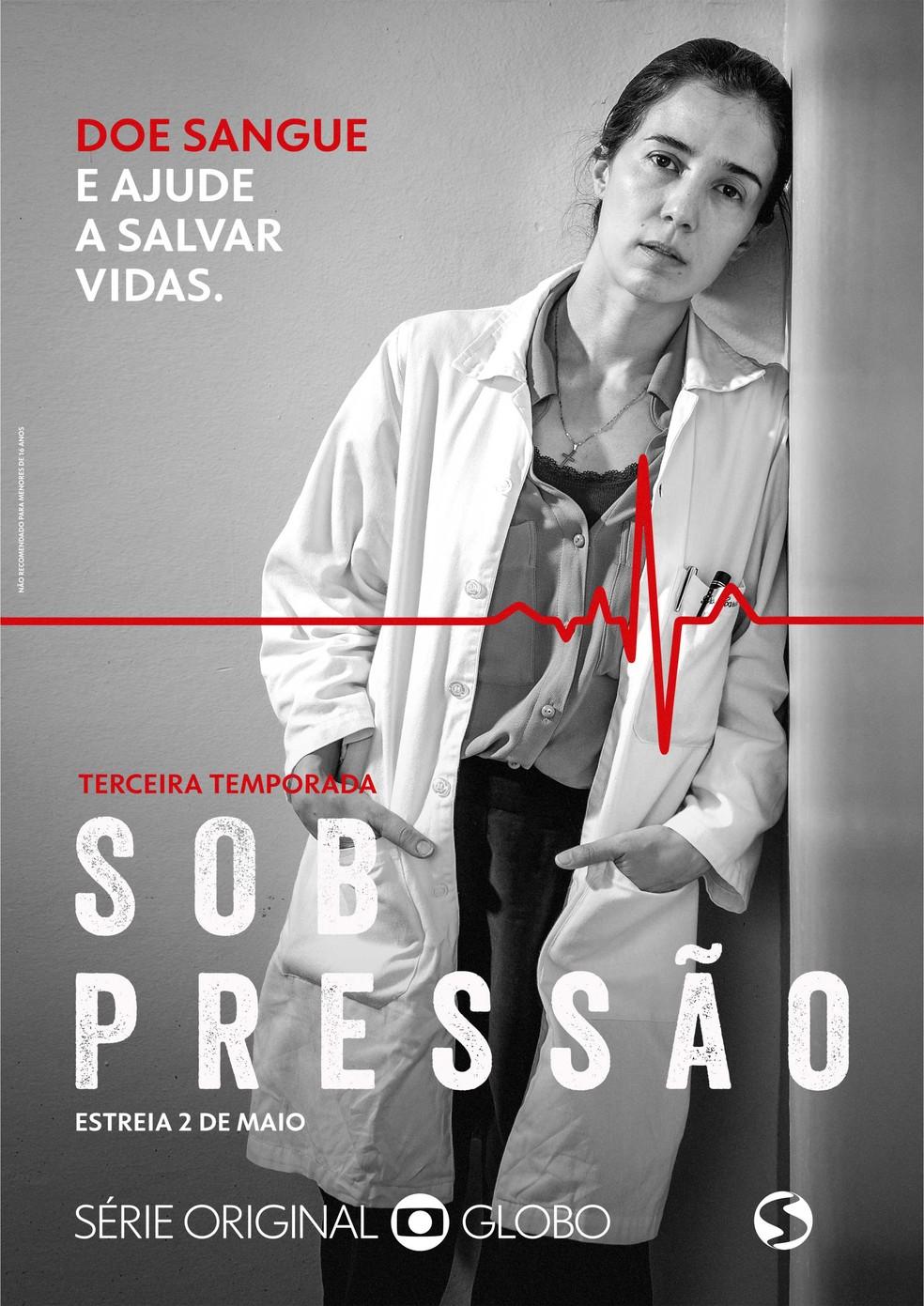 Review   Sob Pressão – 3ª Temporada