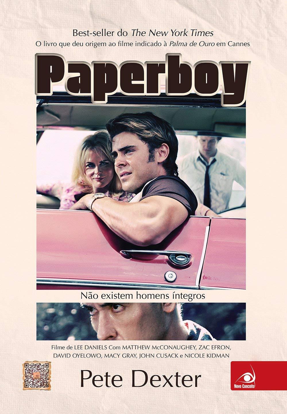 Resenha | Paperboy – Pete Dexter